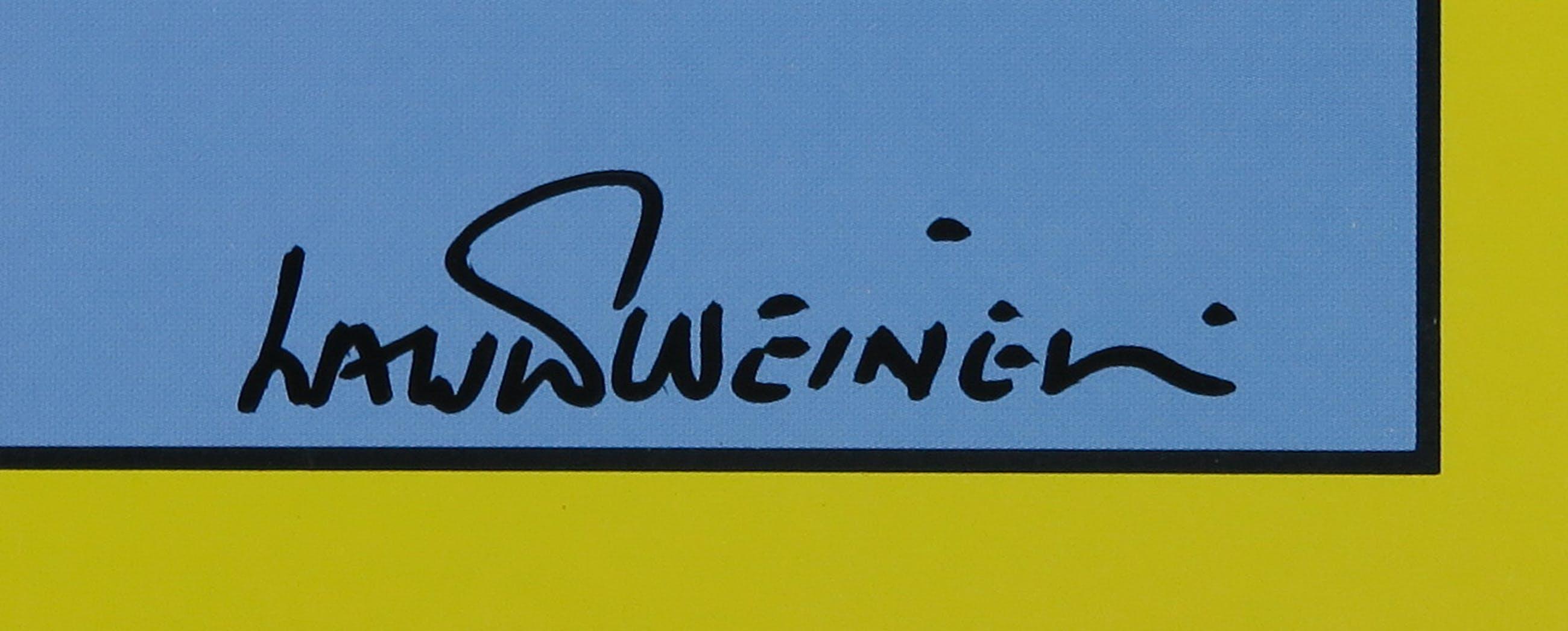 Lawrence Weiner - Gesigneerde LP-hoes, Thick Pigeon album: Too Crazy Cowboys kopen? Bied vanaf 1!