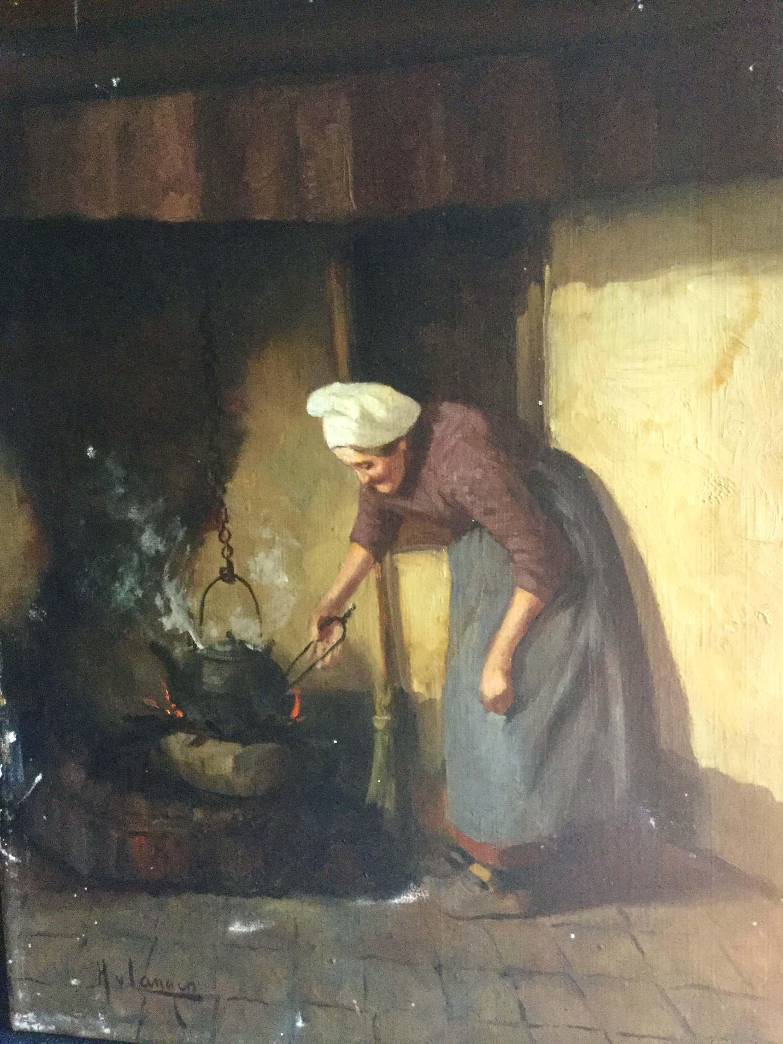 Hendrikus van Langen - Tijdsbeeld kopen? Bied vanaf 50!