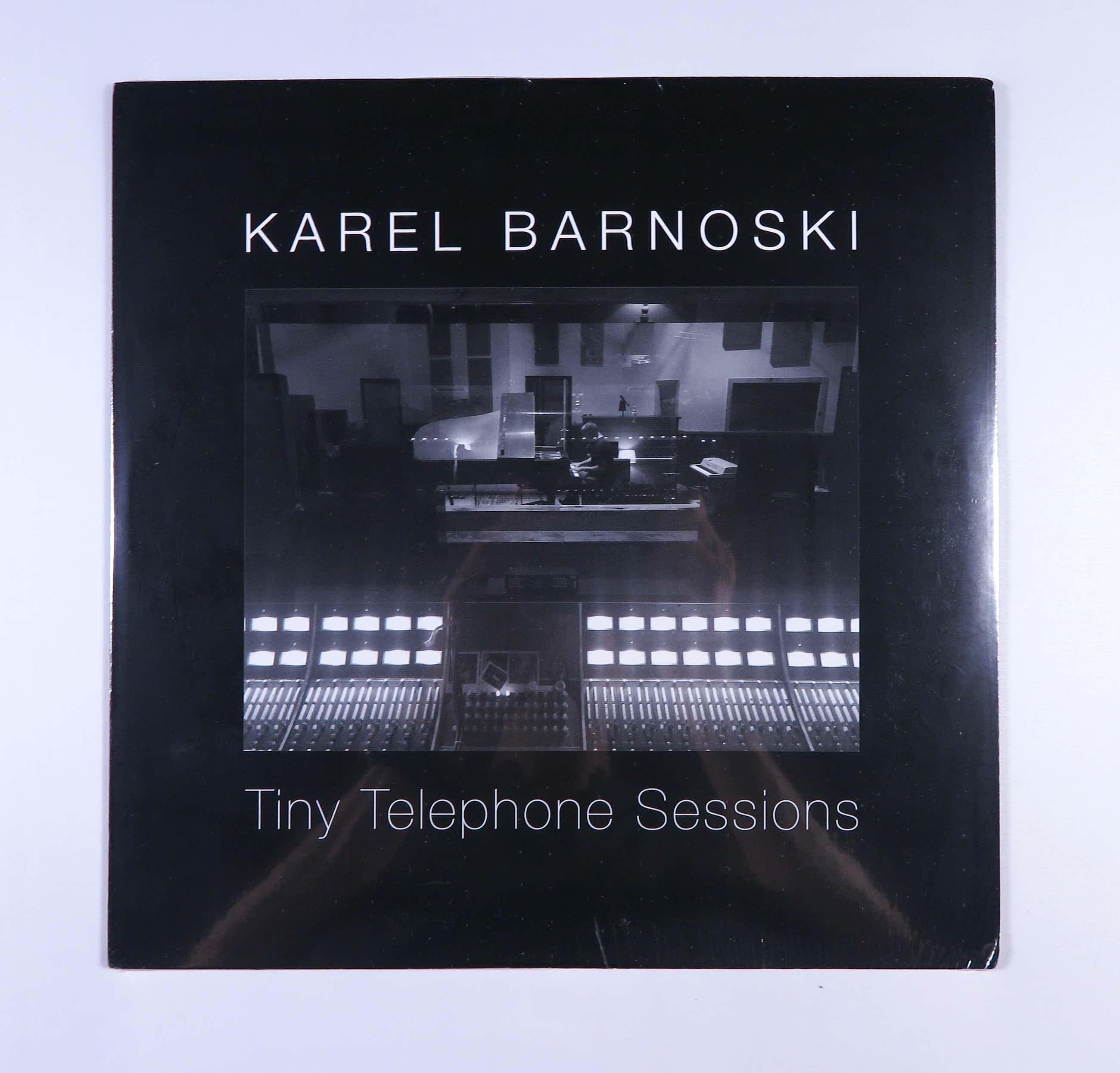 Karel Barnoski - Tiny Telephone Sessions kopen? Bied vanaf 7!