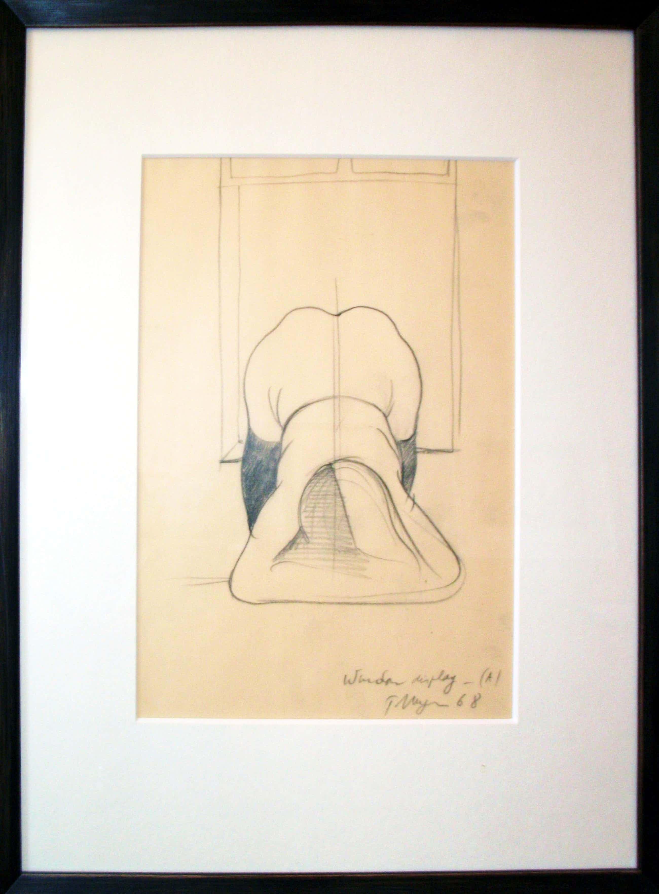 Tomi Ungerer - Window display – (A) kopen? Bied vanaf 1700!