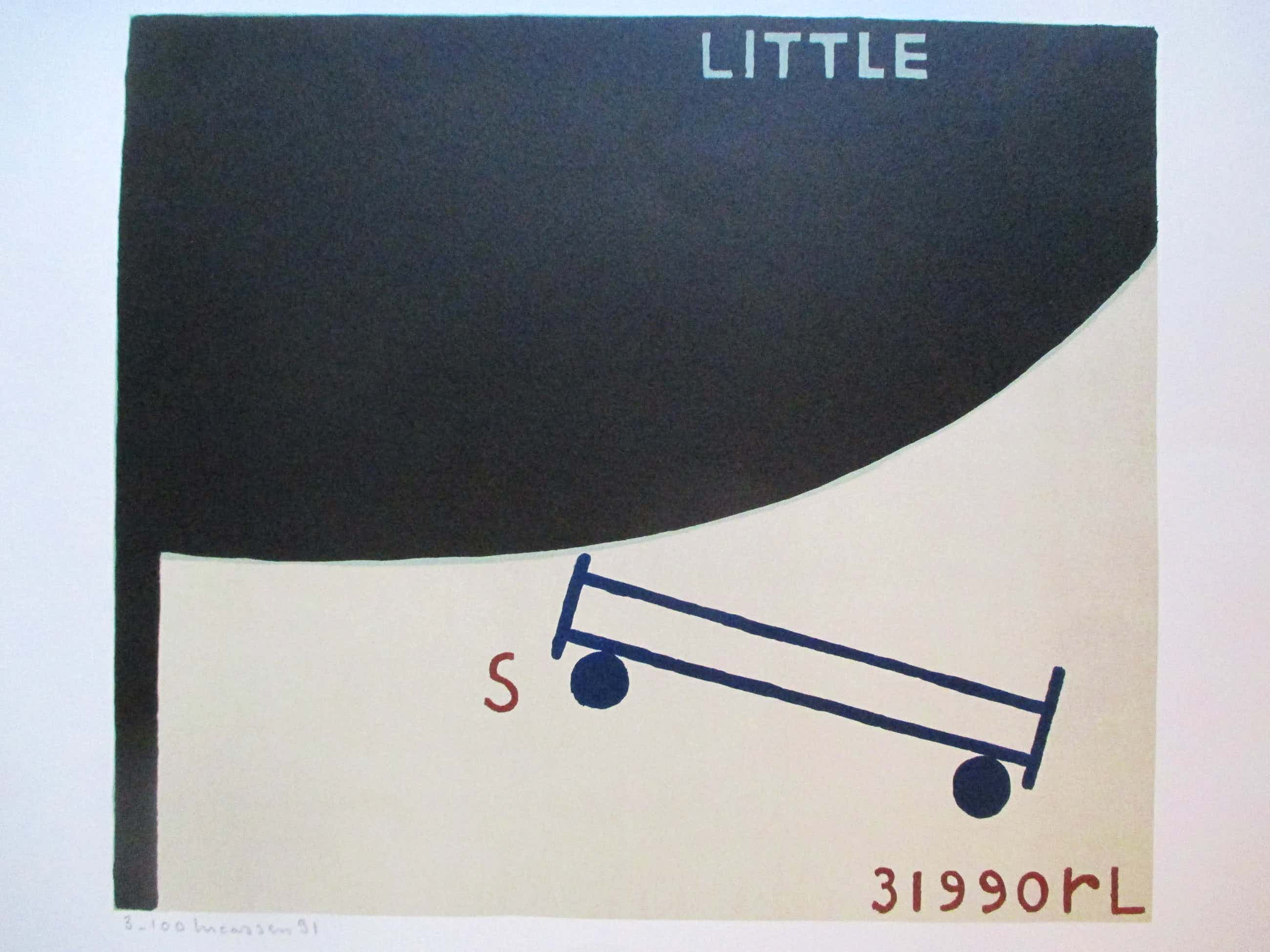 Reinier Lucassen - Litho kopen? Bied vanaf 80!