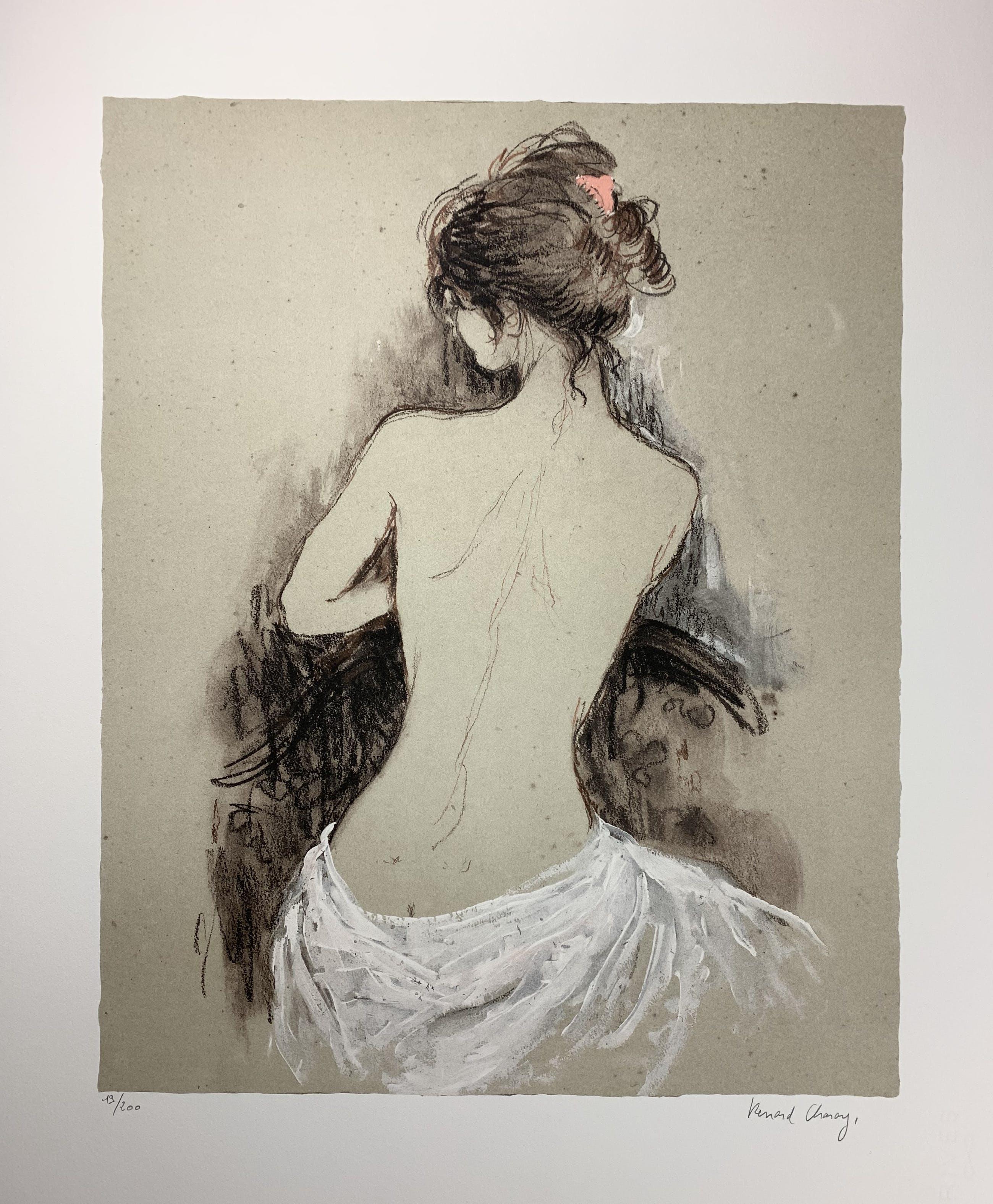Bernard Charoy - Female Nude kopen? Bied vanaf 35!