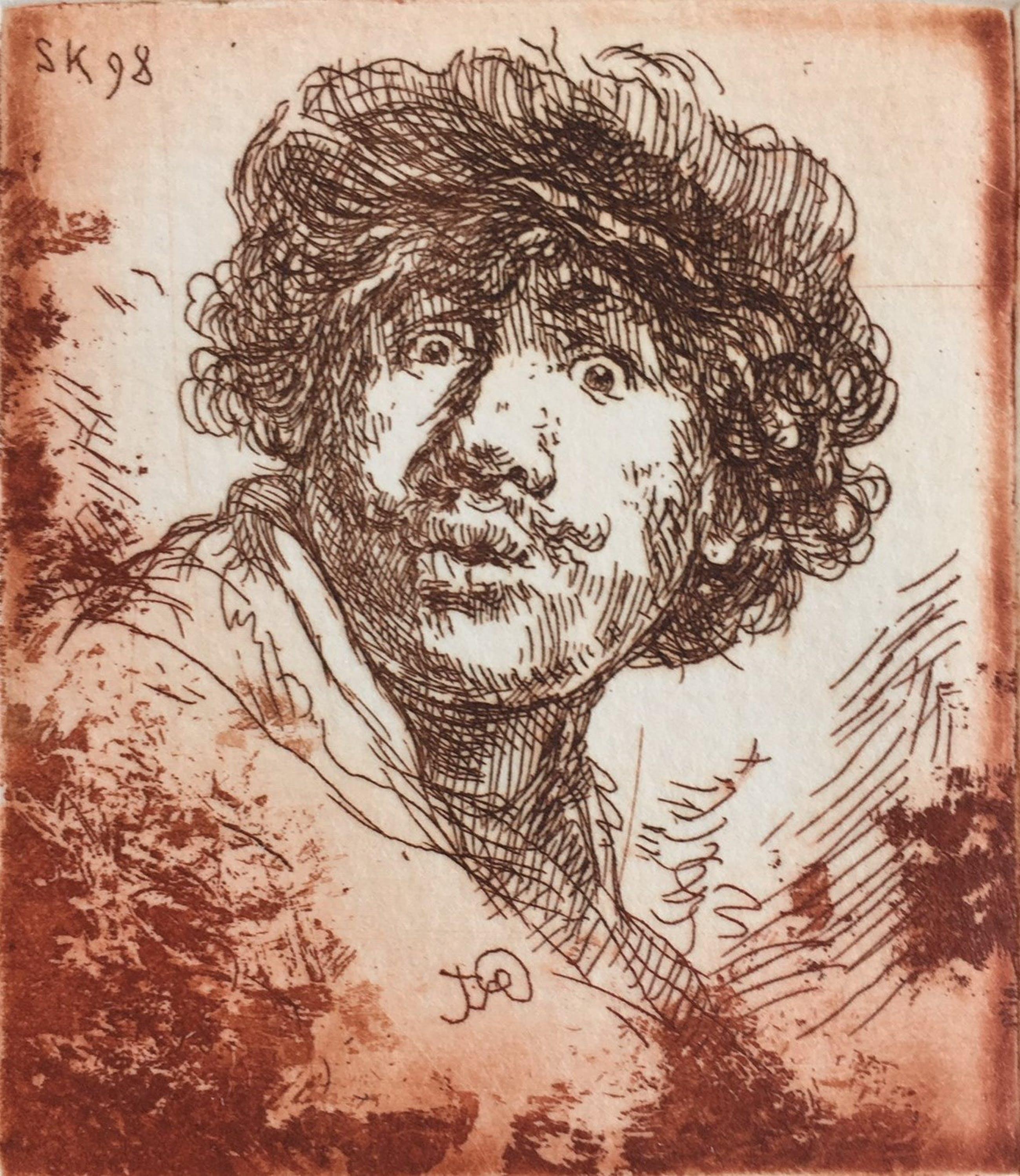 Simon Koene - Rembrandt zelf kopen? Bied vanaf 20!