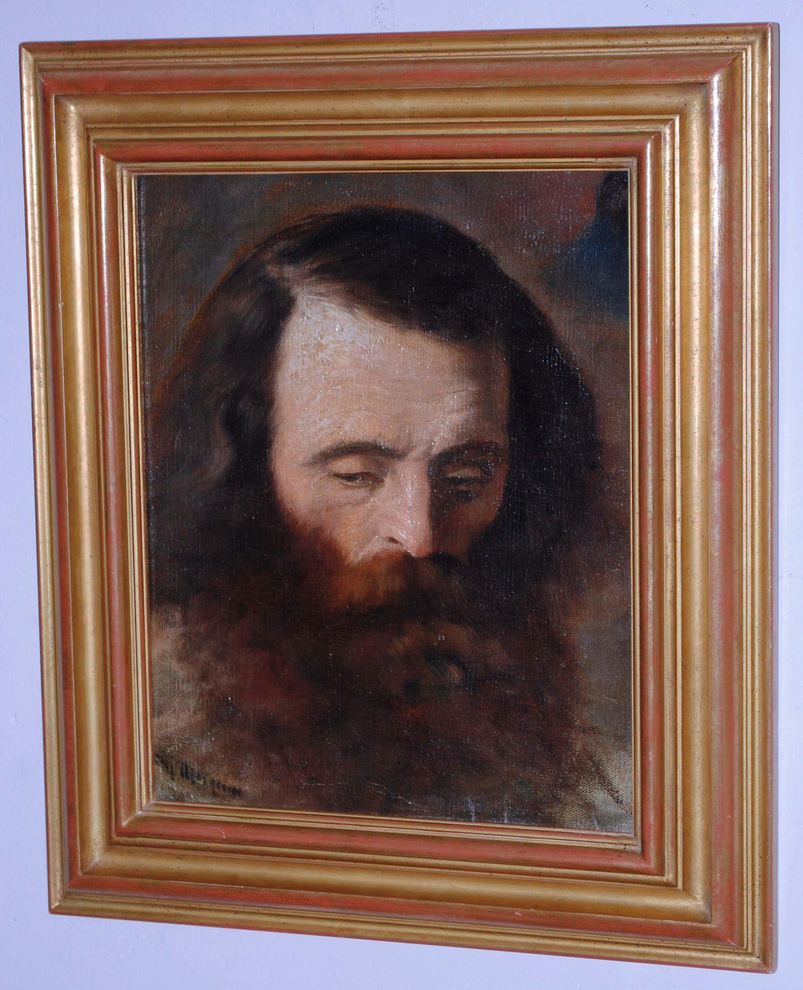Han van Meegeren - portret van een man - olieverf kopen? Bied vanaf 150!