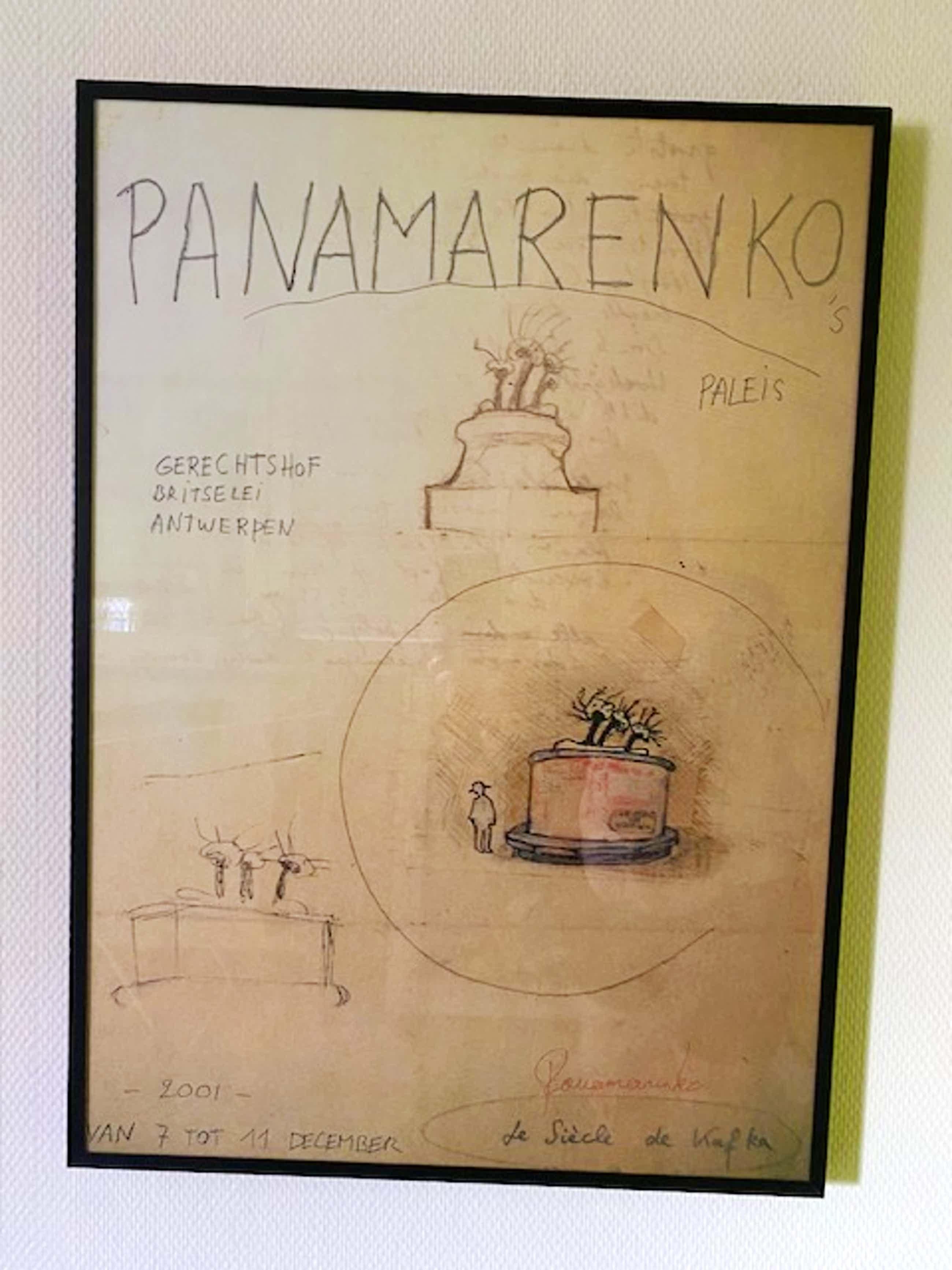 Panamarenko - Le Siècle de Kafka kopen? Bied vanaf 650!