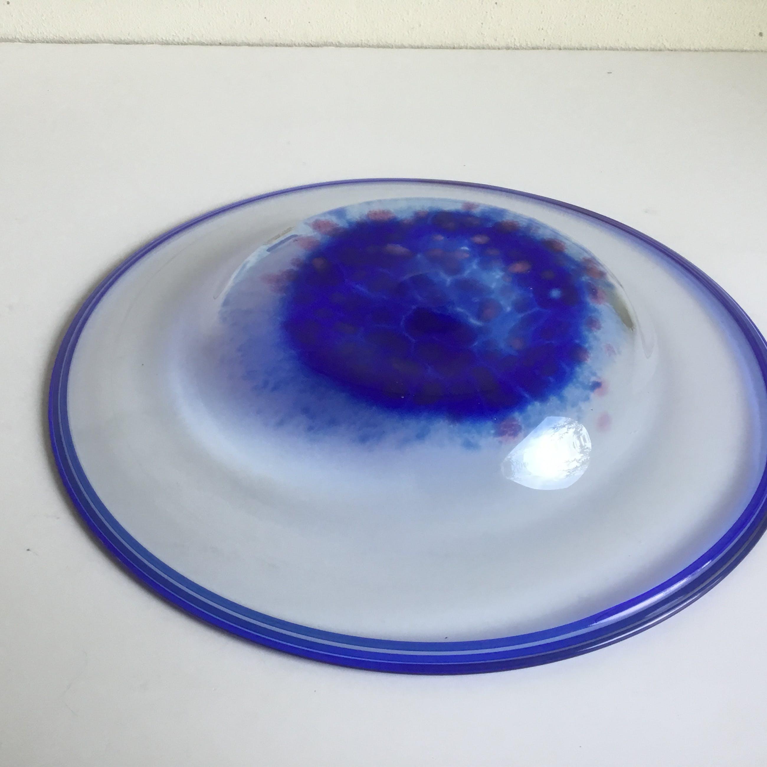 Niet of onleesbaar gesigneerd - Kristallen schaal Gränna Glas kopen? Bied vanaf 10!