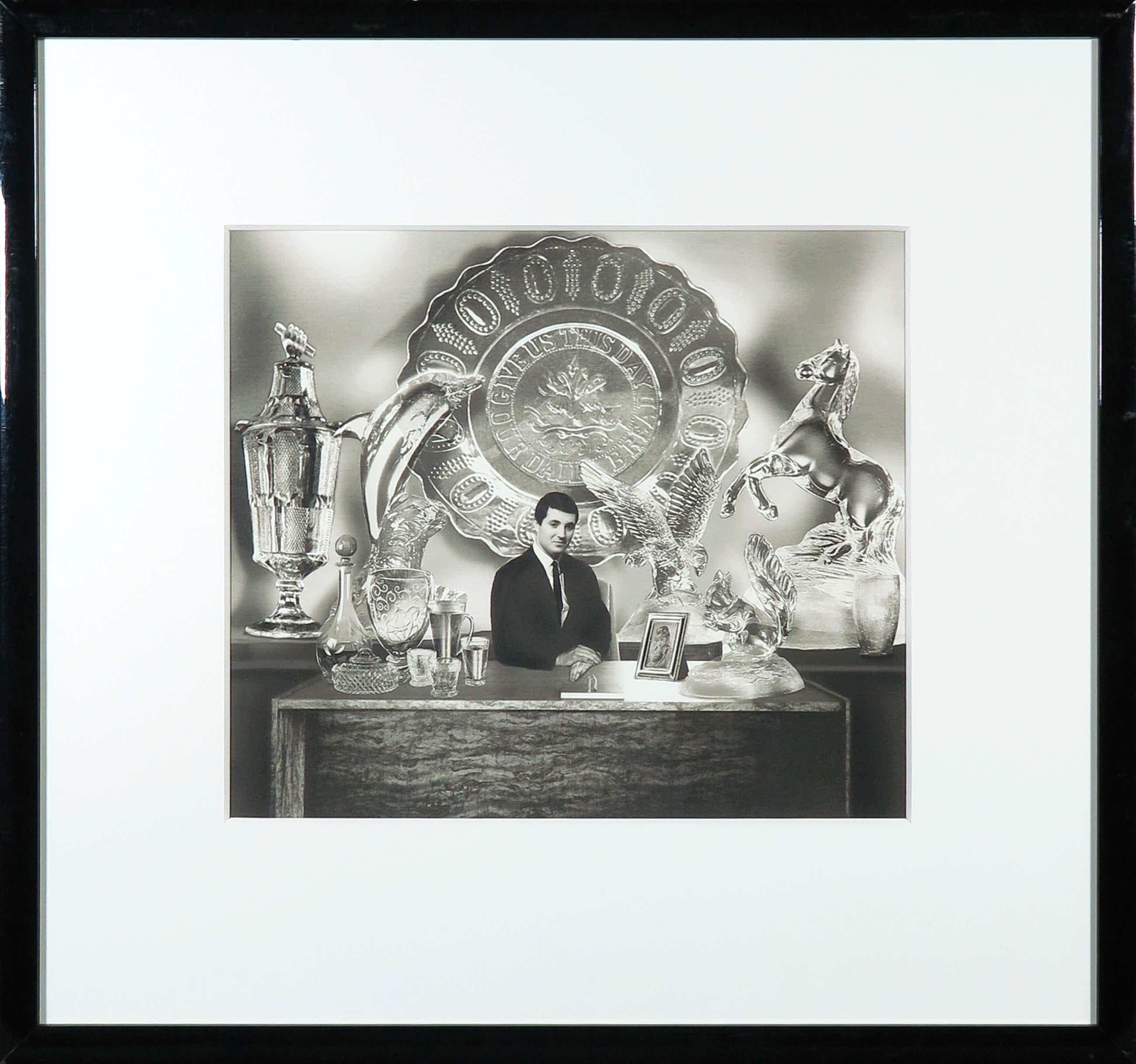 Ruud van Empel - Pigmentprint, The Office #4 - Ingelijst kopen? Bied vanaf 510!