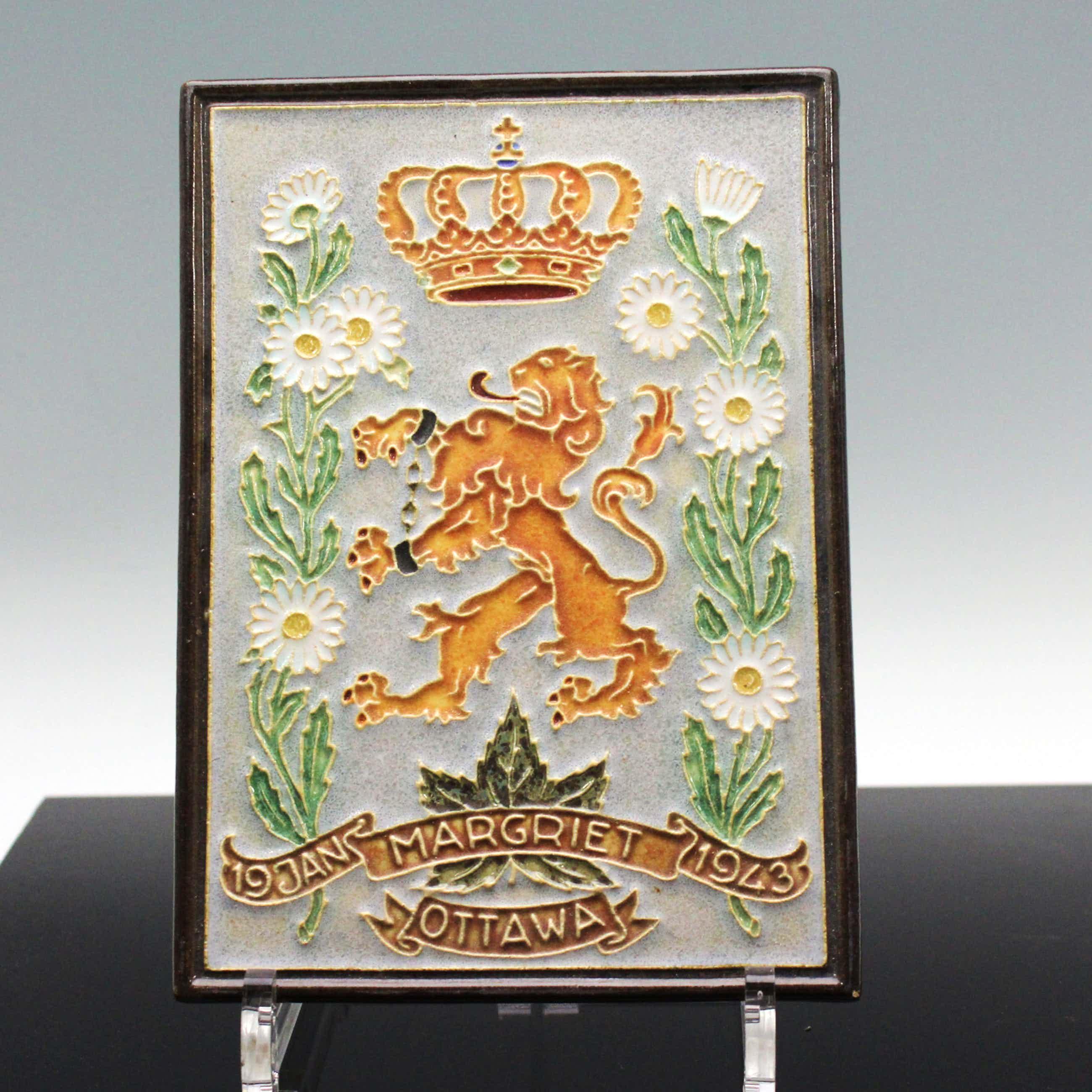 Verwonderlijk Porceleyne Fles (Royal Delft) - Aardewerk, Dekselvaas verkocht EO-48