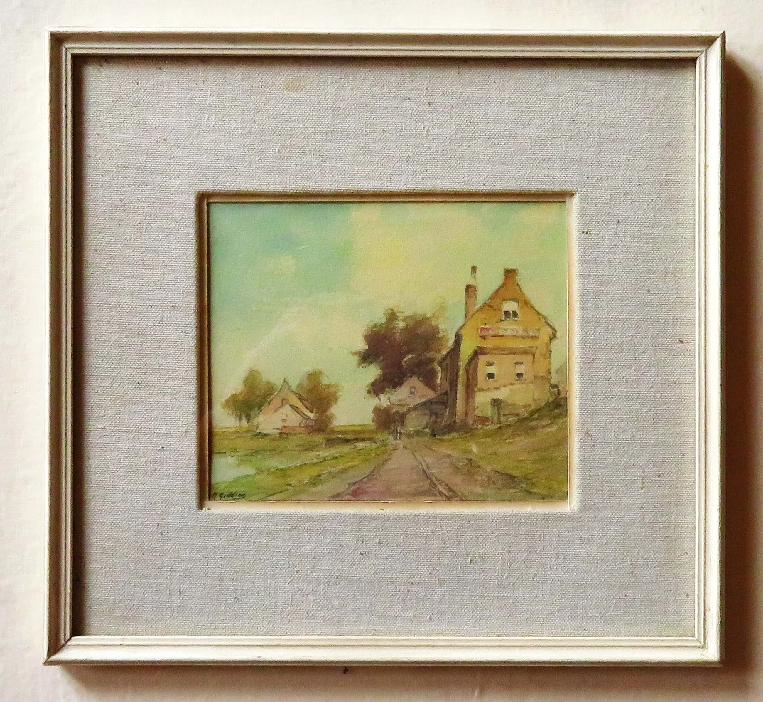 Marinus Gidding - Huizen in landschap kopen? Bied vanaf 65!