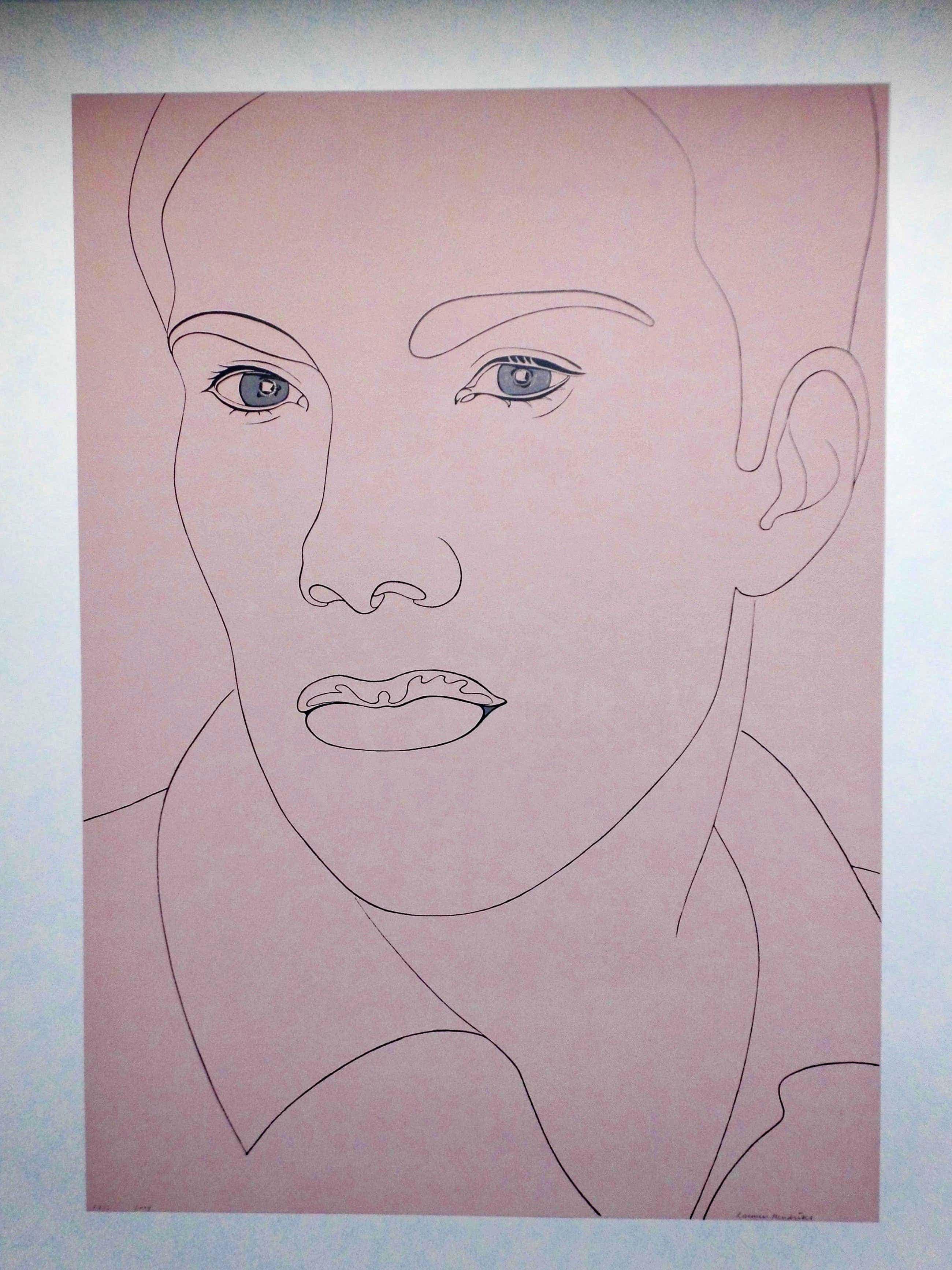 Rosemin Hendriks - Zonder titel ( Zelfportret) kopen? Bied vanaf 1250!
