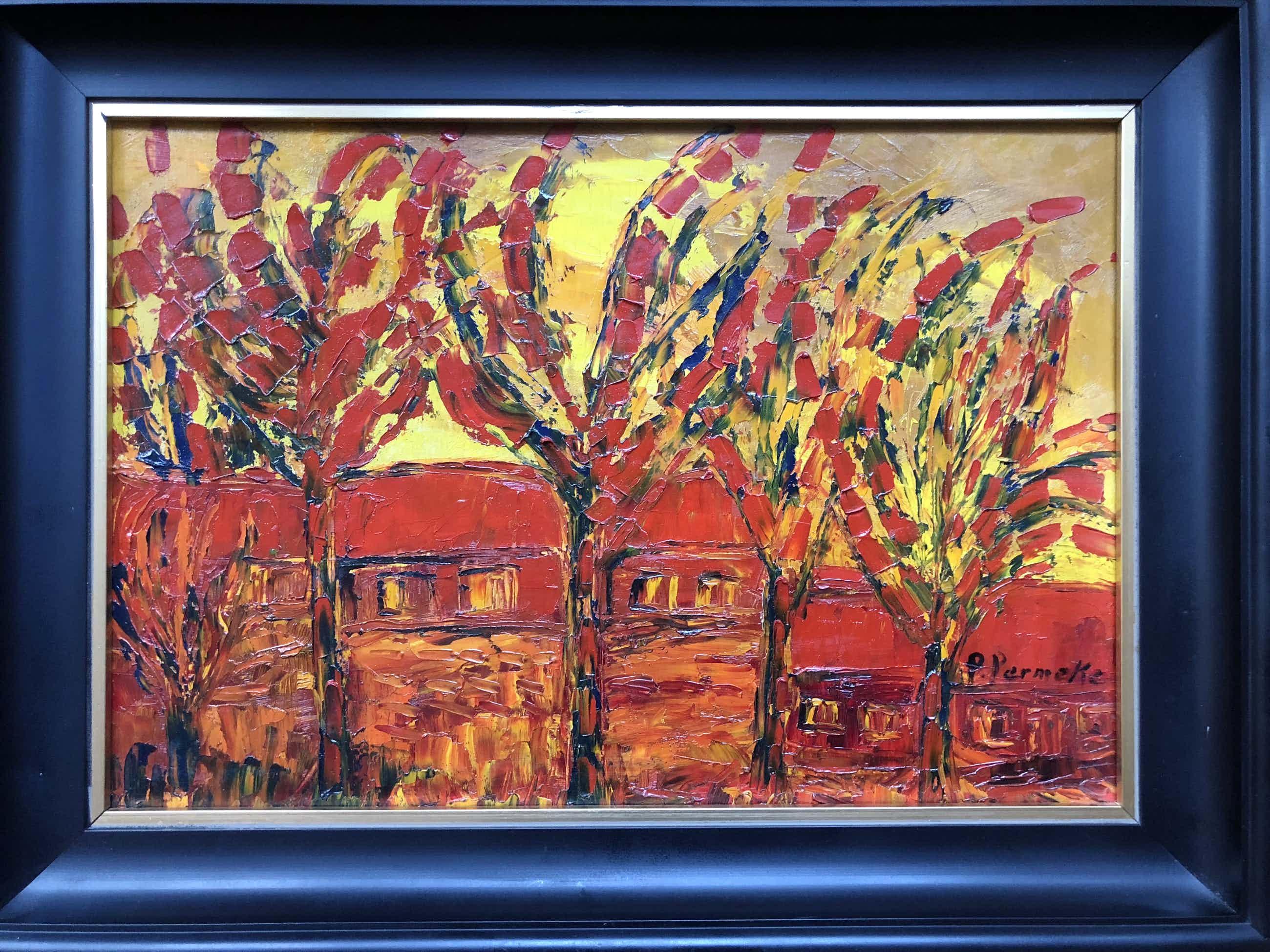 Paul Permeke - Olieverf schilderij kopen? Bied vanaf 600!