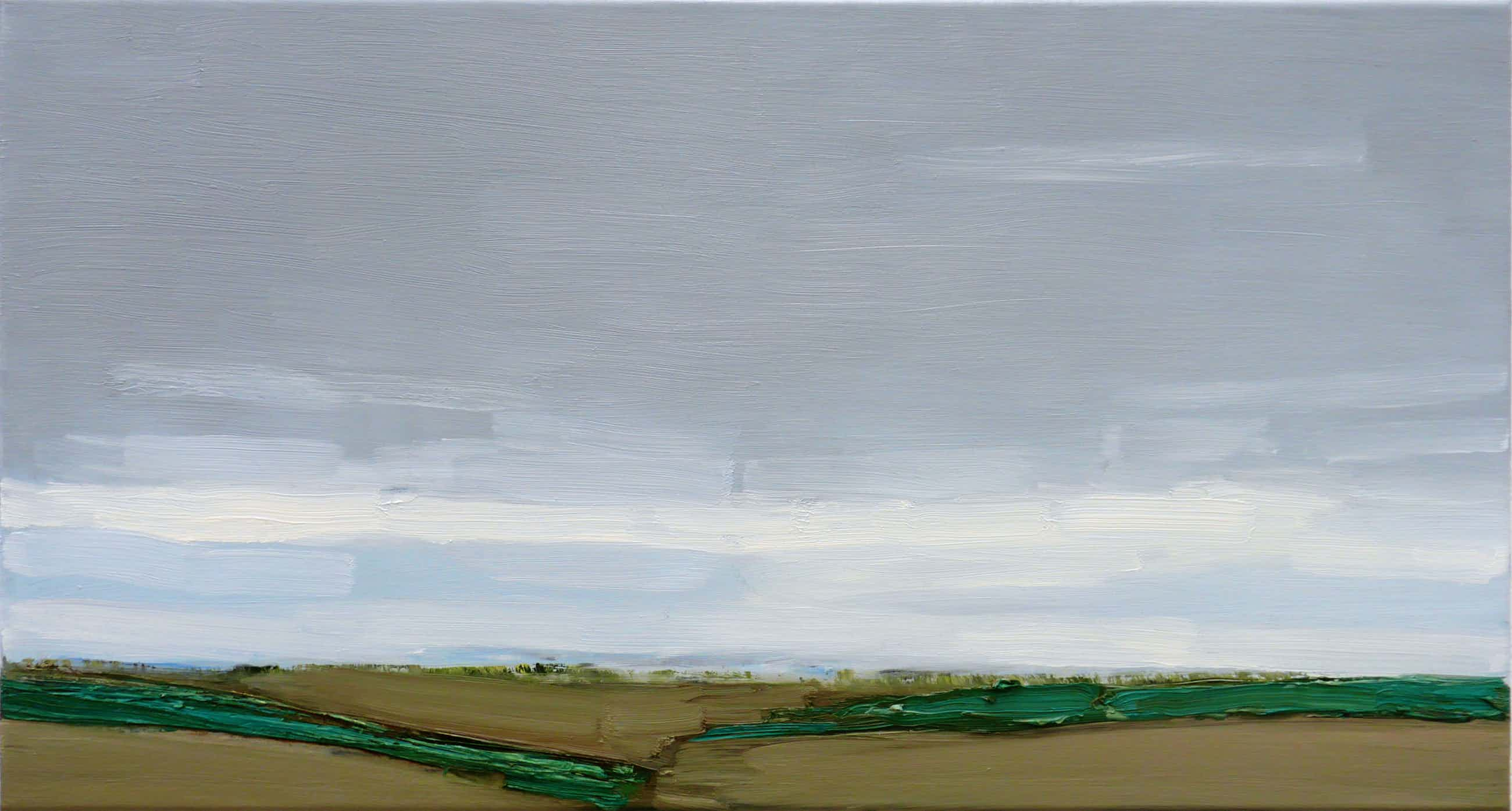 Paul Corvers - Dutch polder landscape kopen? Bied vanaf 280!