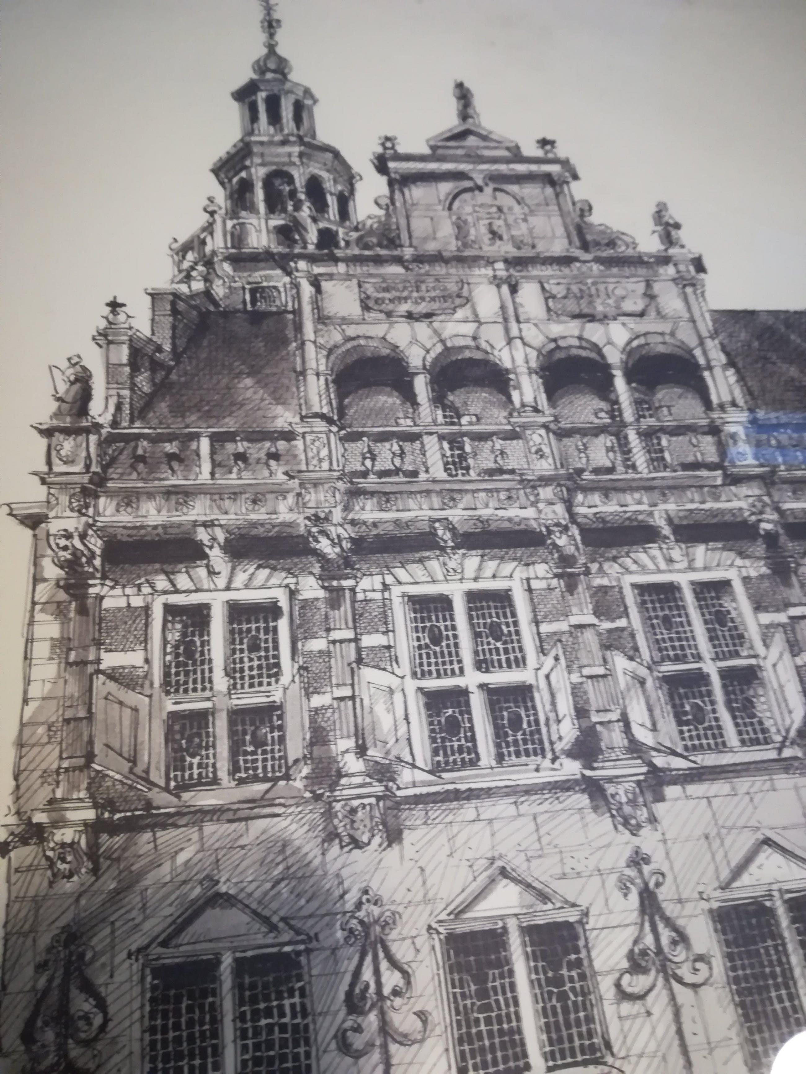 Wim Bettenhausen - Stadhuis Den Haag kopen? Bied vanaf 50!