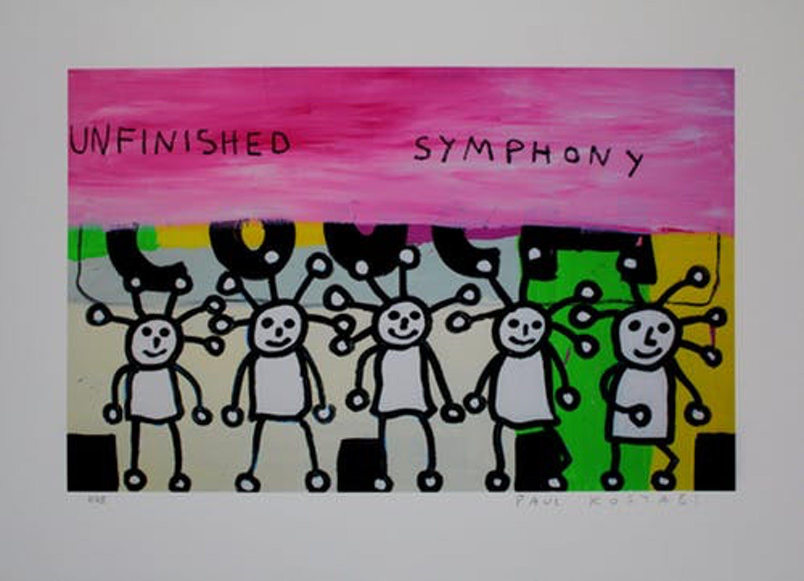 Paul Indrek Kostabi - Unfinished Symphony kopen? Bied vanaf 45!