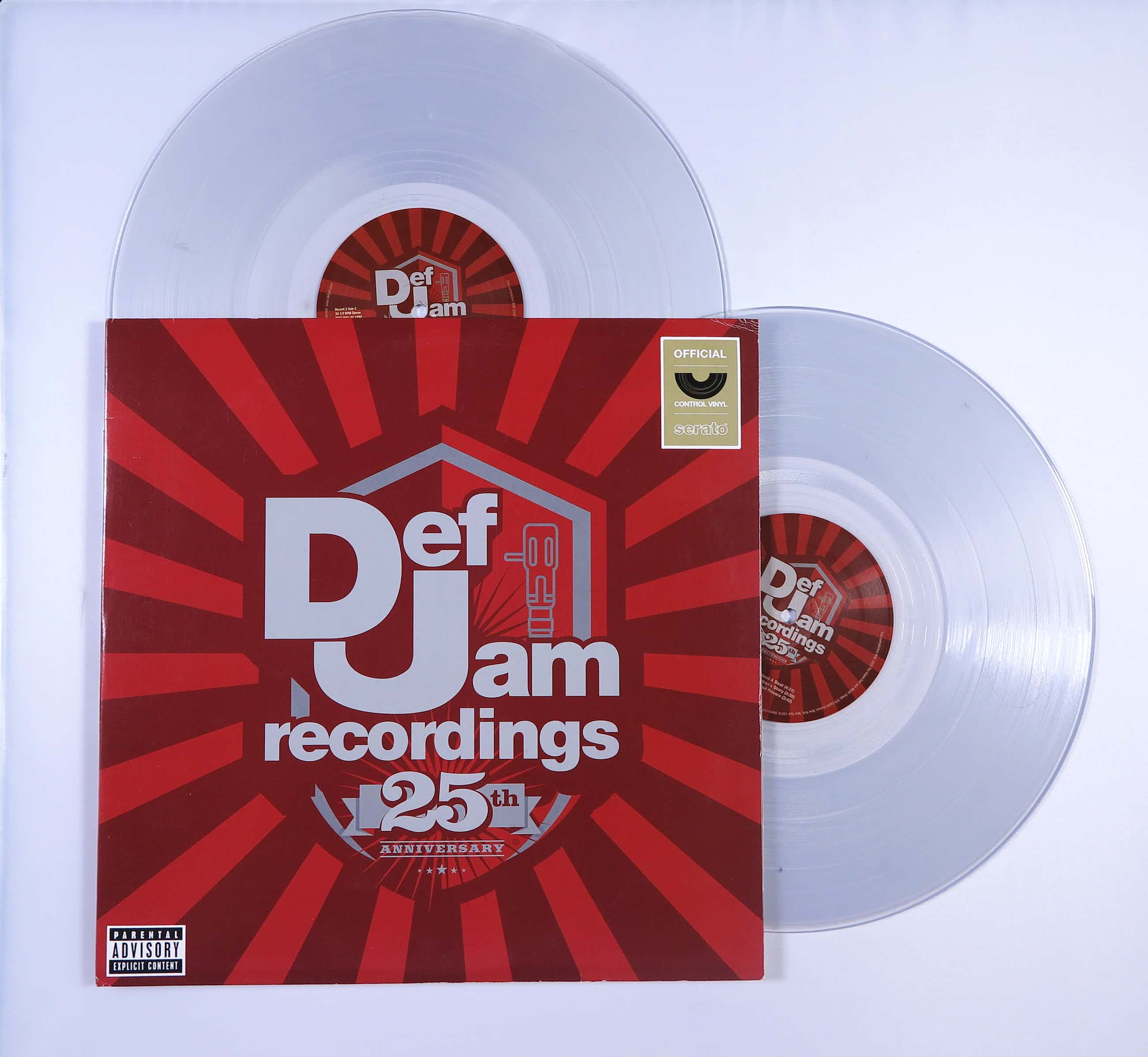 Various artists - Def Jam Recordings 25th Anniversary kopen? Bied vanaf 30!