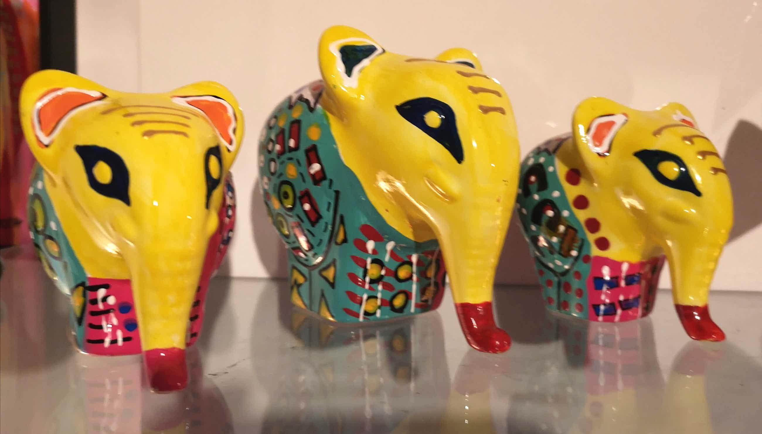 Zippora Sahanaja - Zippora design® --Yellow and Bleu kopen? Bied vanaf 25!