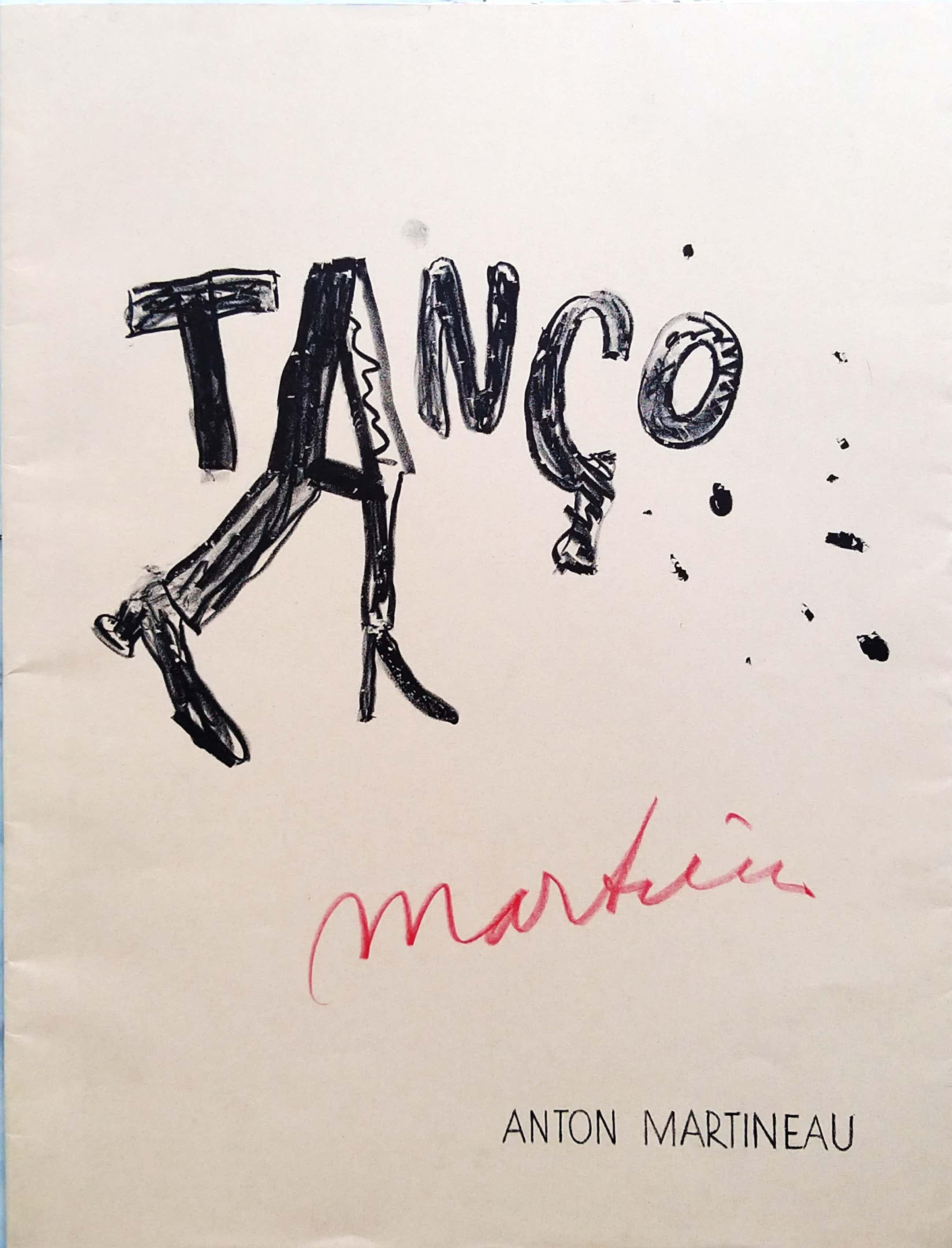 Anton Martineau - MAP van TANGO - 6x Litho op papier kopen? Bied vanaf 325!