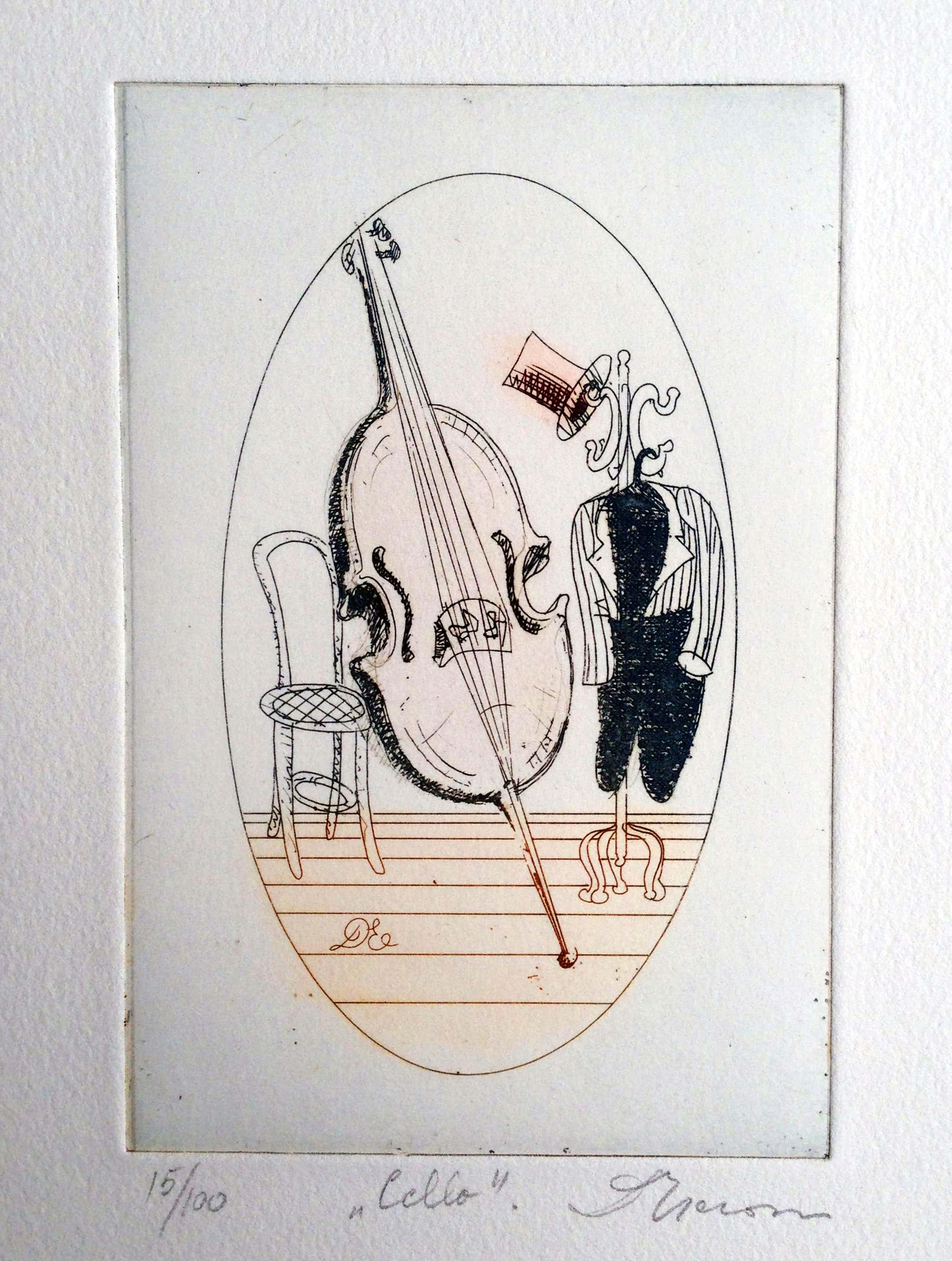 Dan Erceanu - Cello. kopen? Bied vanaf 29!