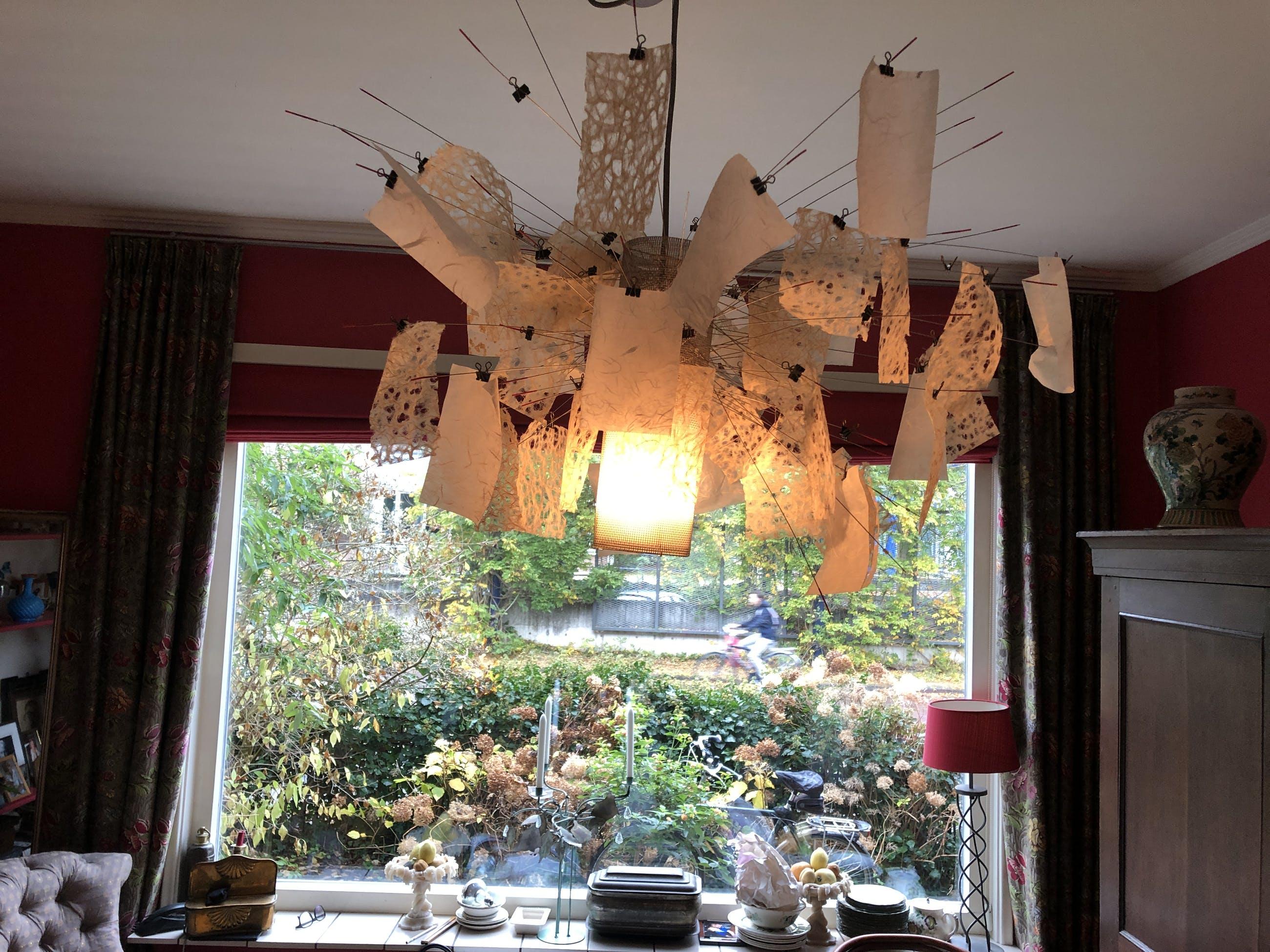 Ingo Maurer - Zettel'z 6 hanglamp kopen? Bied vanaf 120!