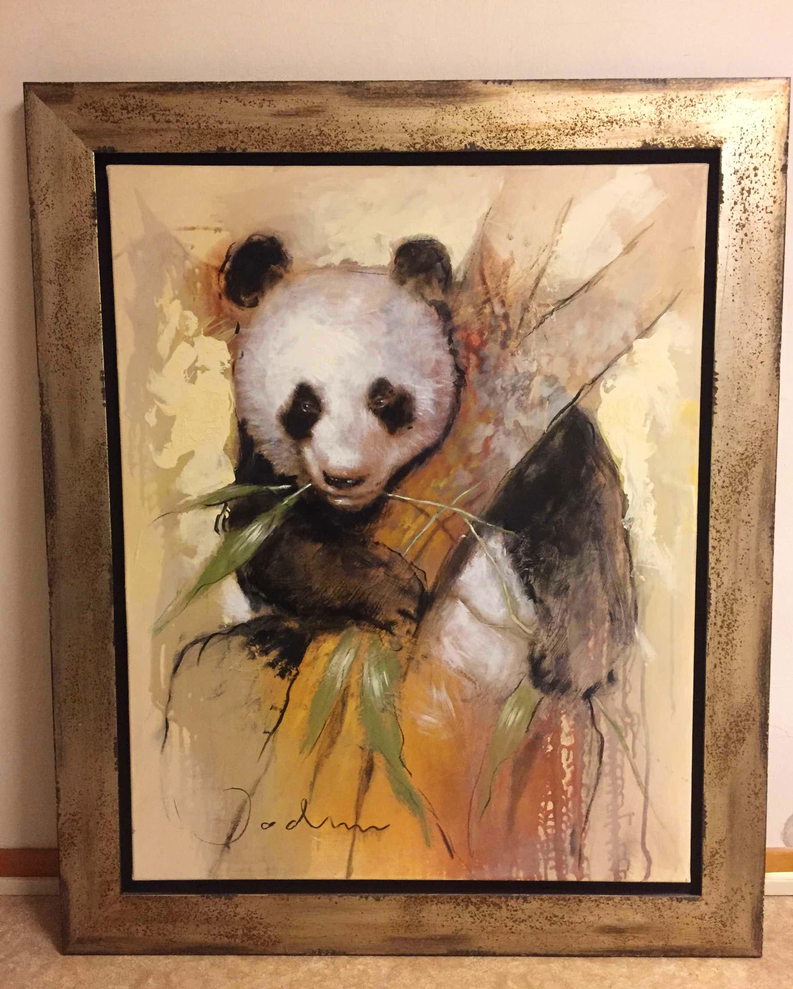 Jochum Bakker - Panda kopen? Bied vanaf 250!