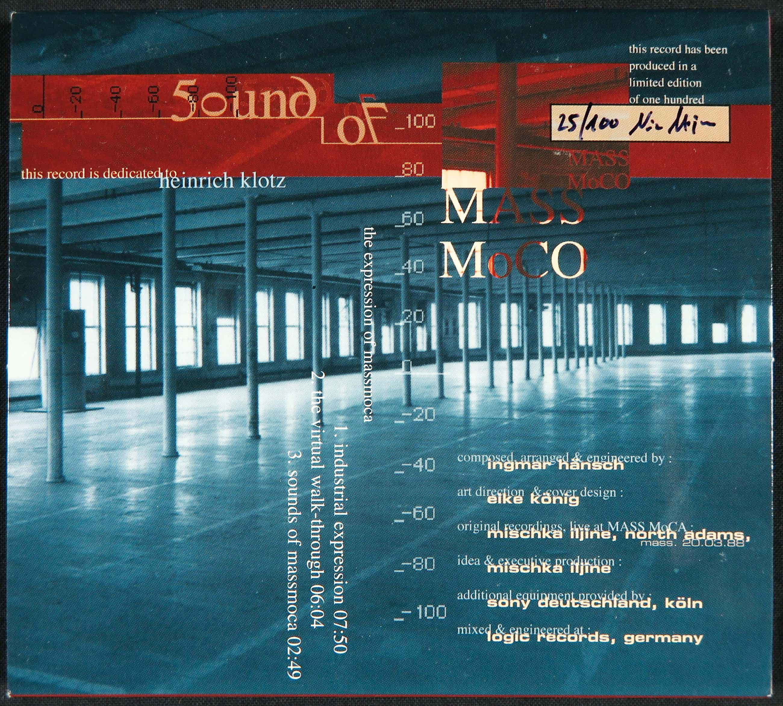 Nicolas Iljine - The expressions of massmoca, 1995 kopen? Bied vanaf 1!