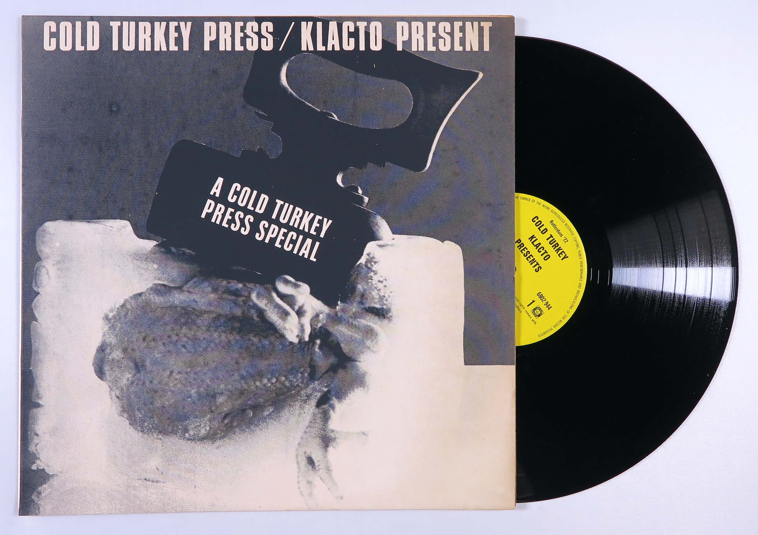 Cold Turkey Press - Klacto Present (A Cold Turkey Press Special) kopen? Bied vanaf 20!