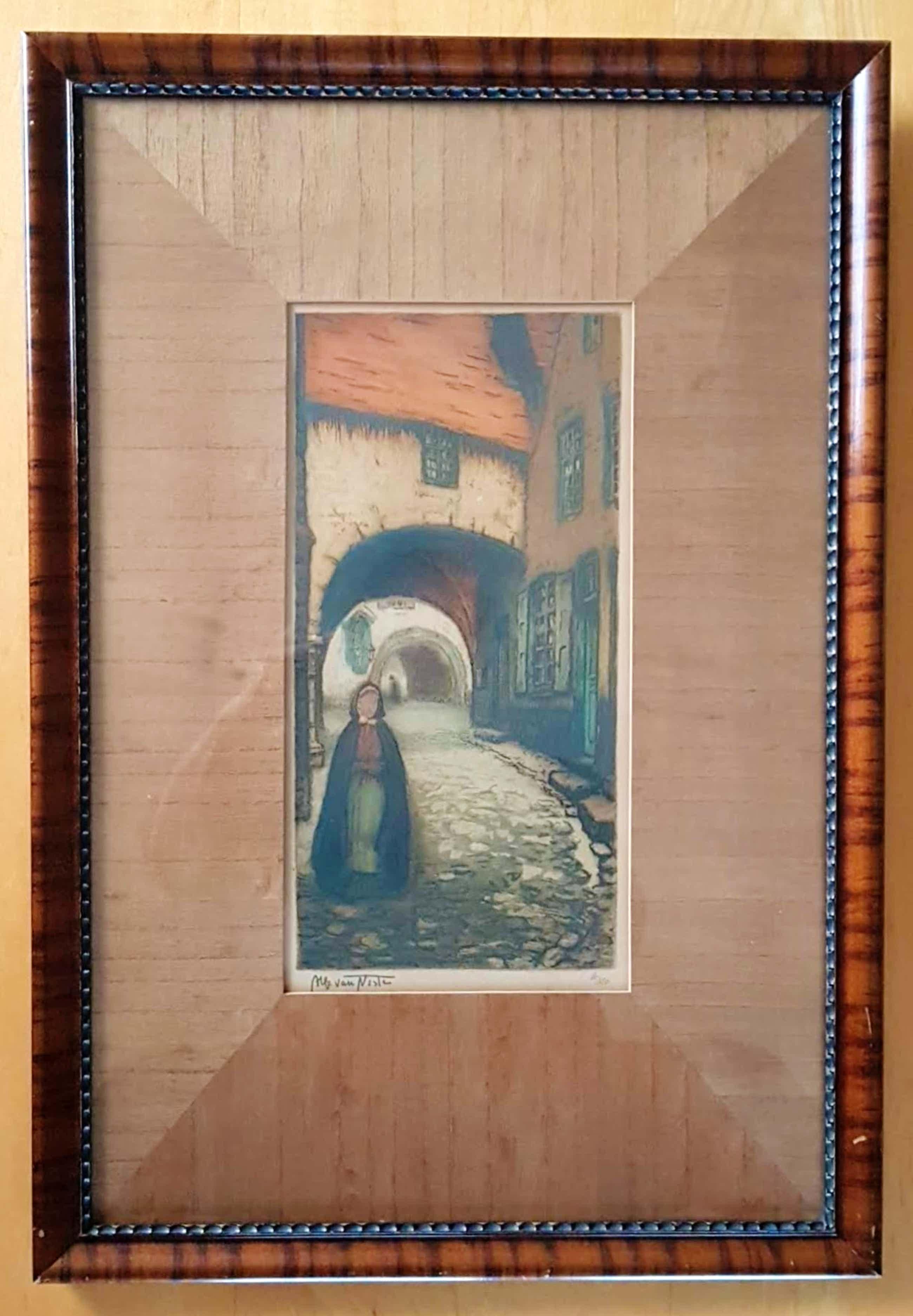 Alfred van Neste - Doorkijkje Brugge kopen? Bied vanaf 30!