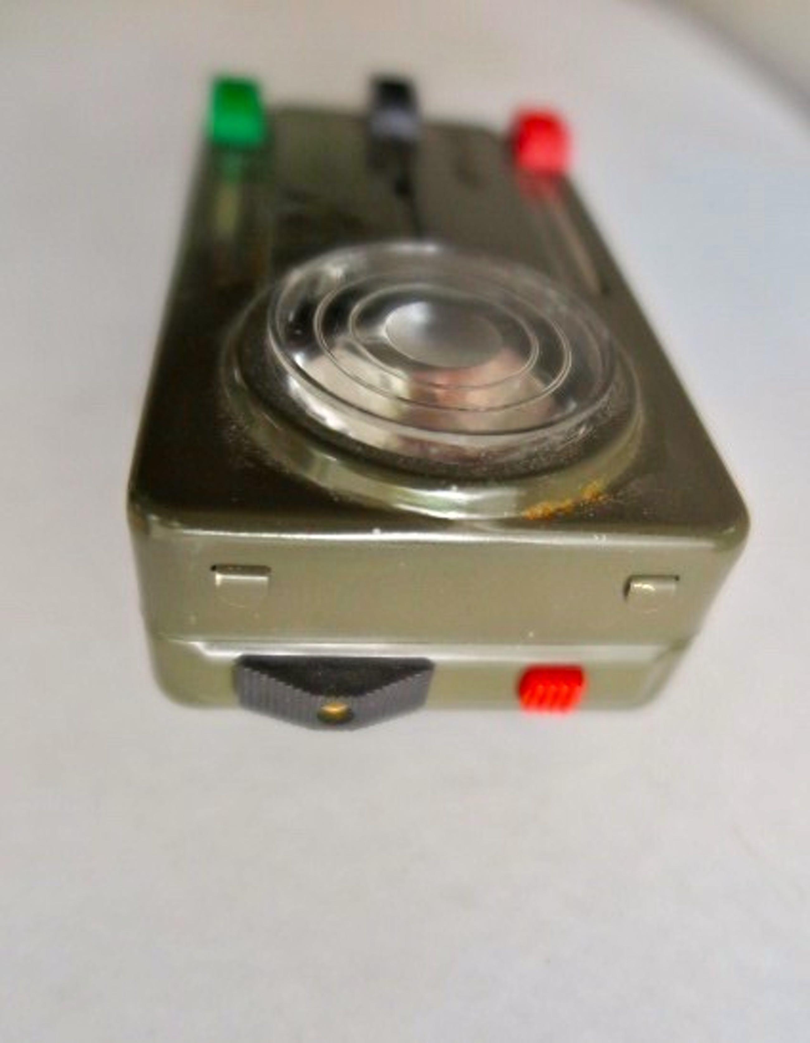 Peacock -Set Benzine Handwarmers en Legerzaklamp met Groen, Rood of Gedimd licht kopen? Bied vanaf 1!