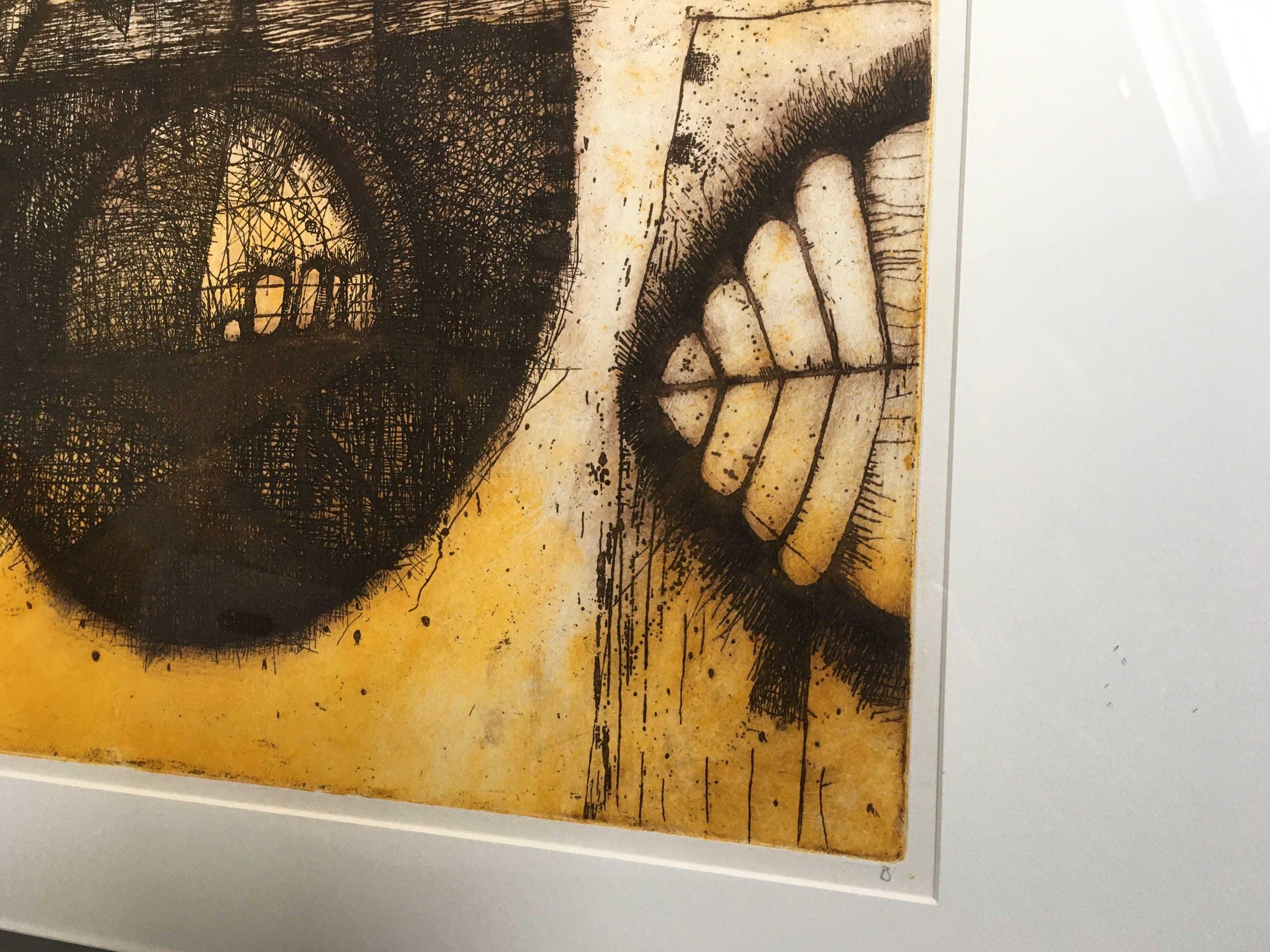 Guillaume Le Roy - Vroeg werk van Meester Graficus kopen? Bied vanaf 175!