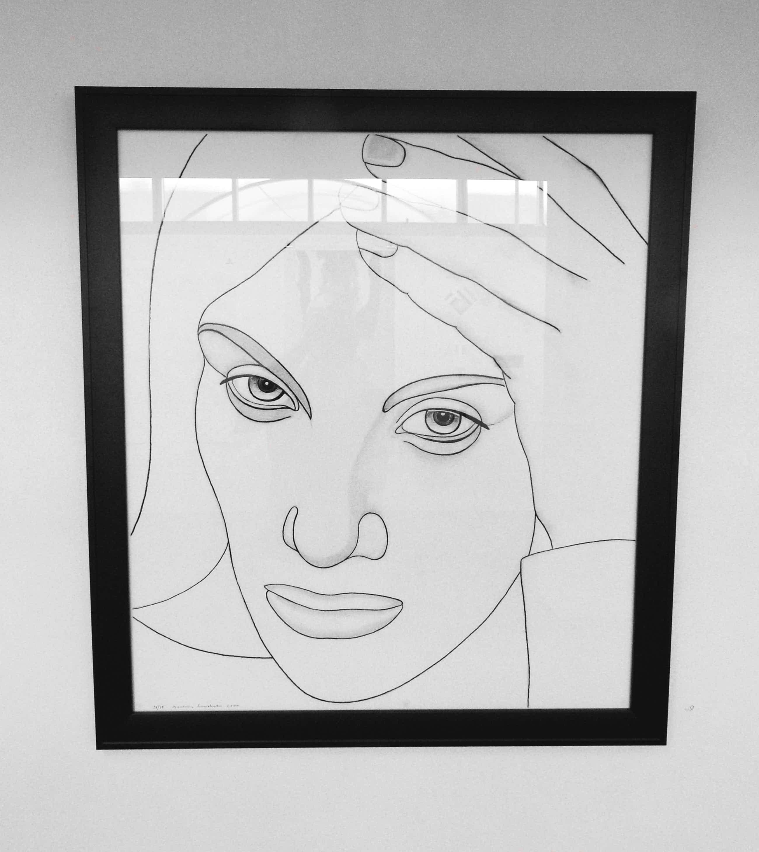 Rosemin Hendriks - Zonder titel (zelfportret) kopen? Bied vanaf 120!