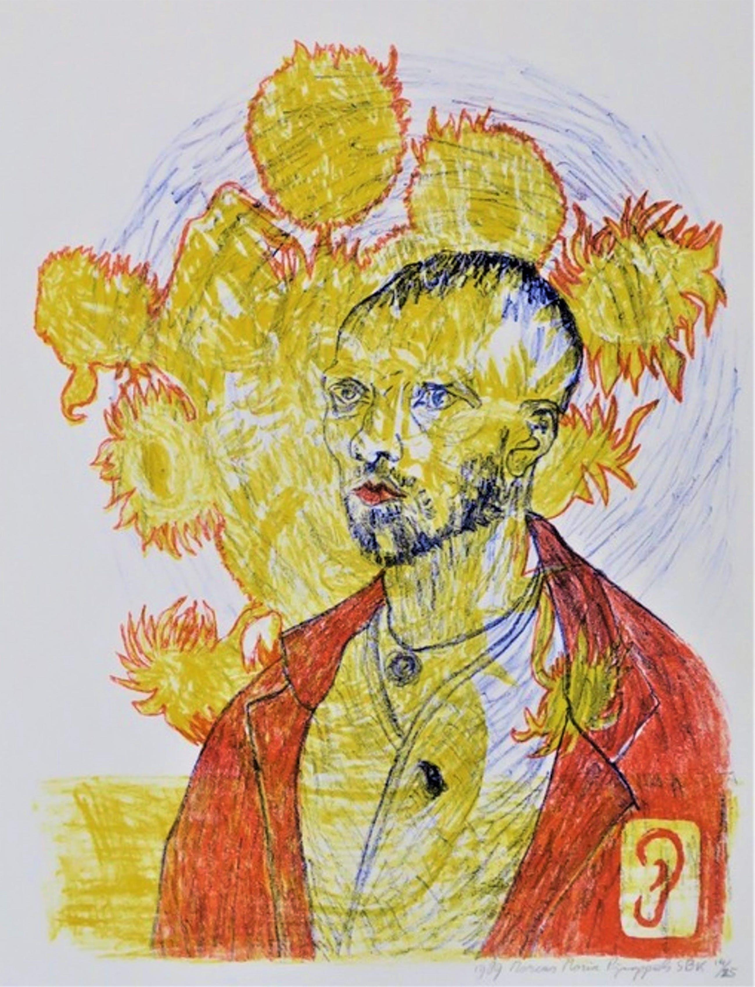 Marc Pijnappels - Van Gogh kopen? Bied vanaf 29!