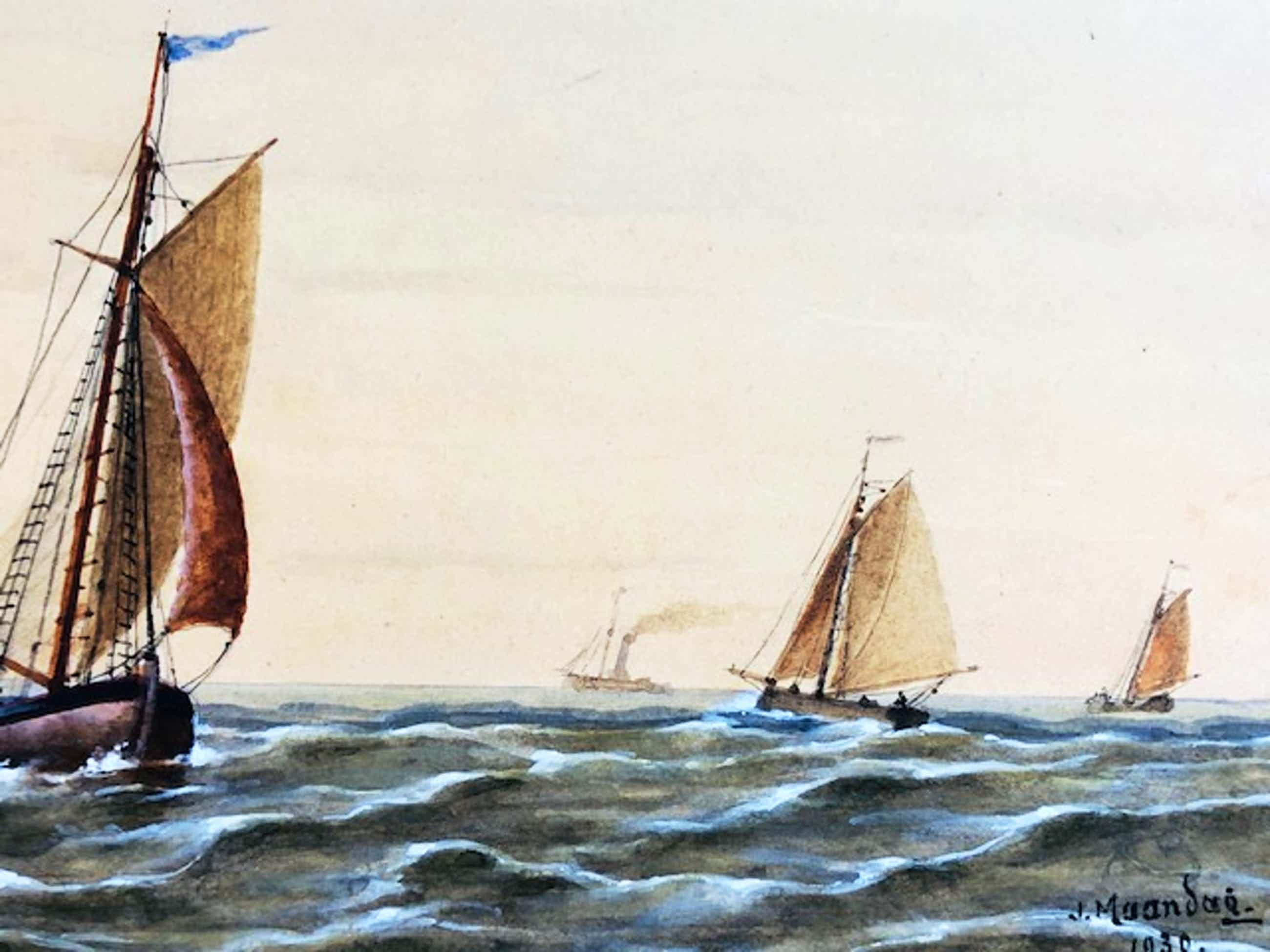 Jan Maandag - 1850-1930 kopen? Bied vanaf 125!
