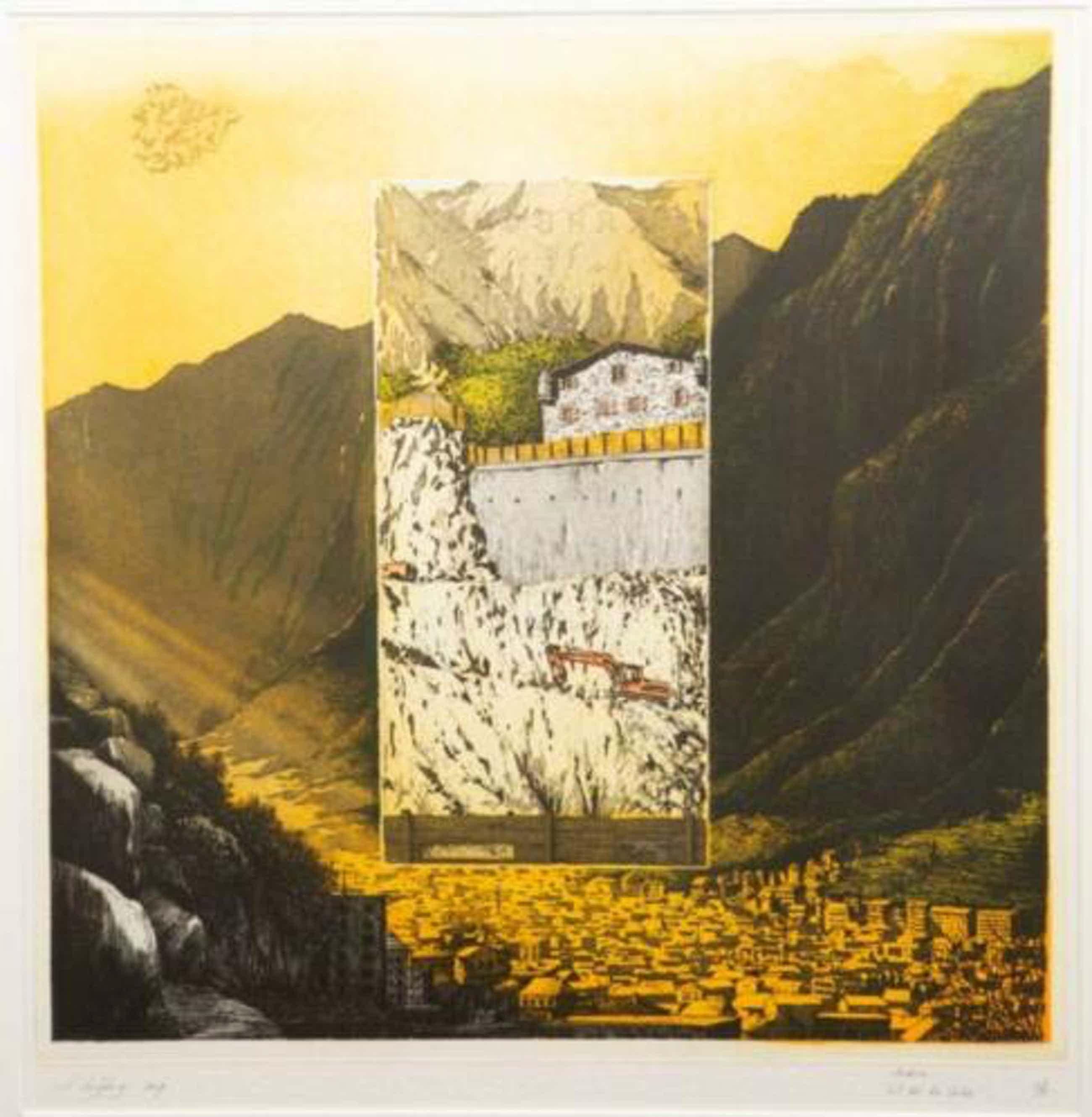 Rolf Weijburg - Andorra - Vall del Rio Valira kopen? Bied vanaf 200!
