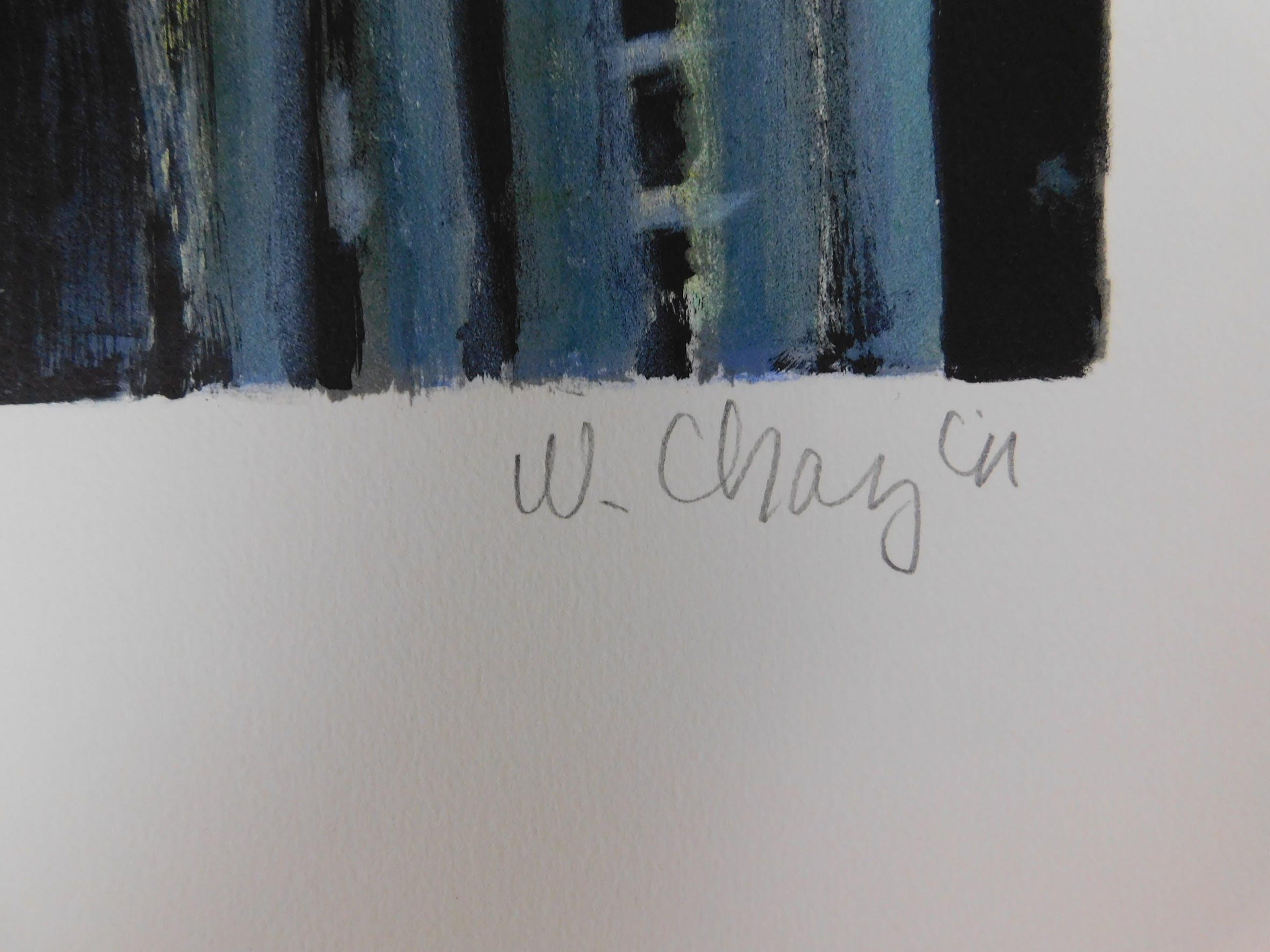 Wendy Chazin - Still-life with Candlesticks kopen? Bied vanaf 25!
