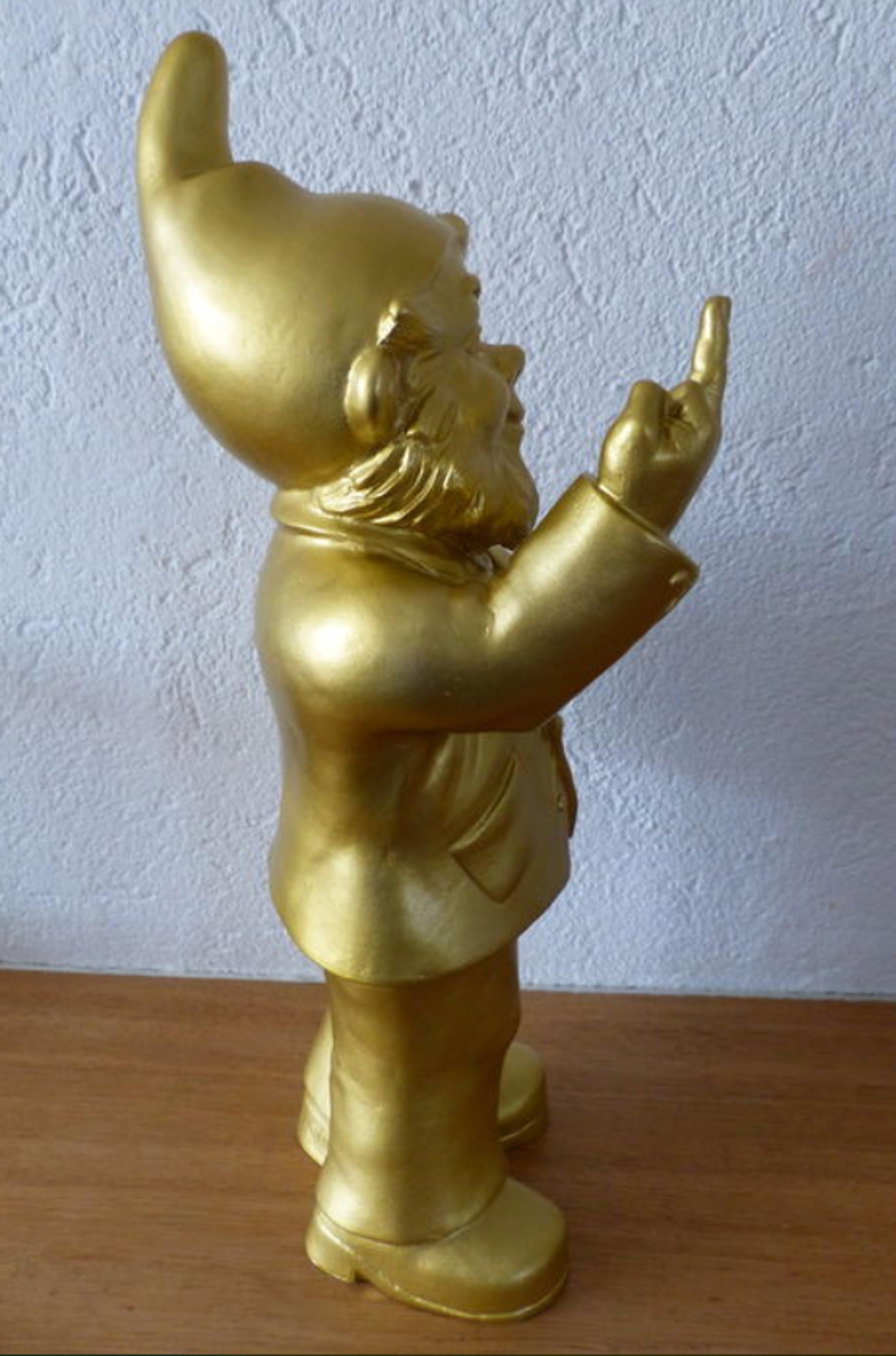 Ottmar Horl - Sponti Activist Gnome Gold kopen? Bied vanaf 90!