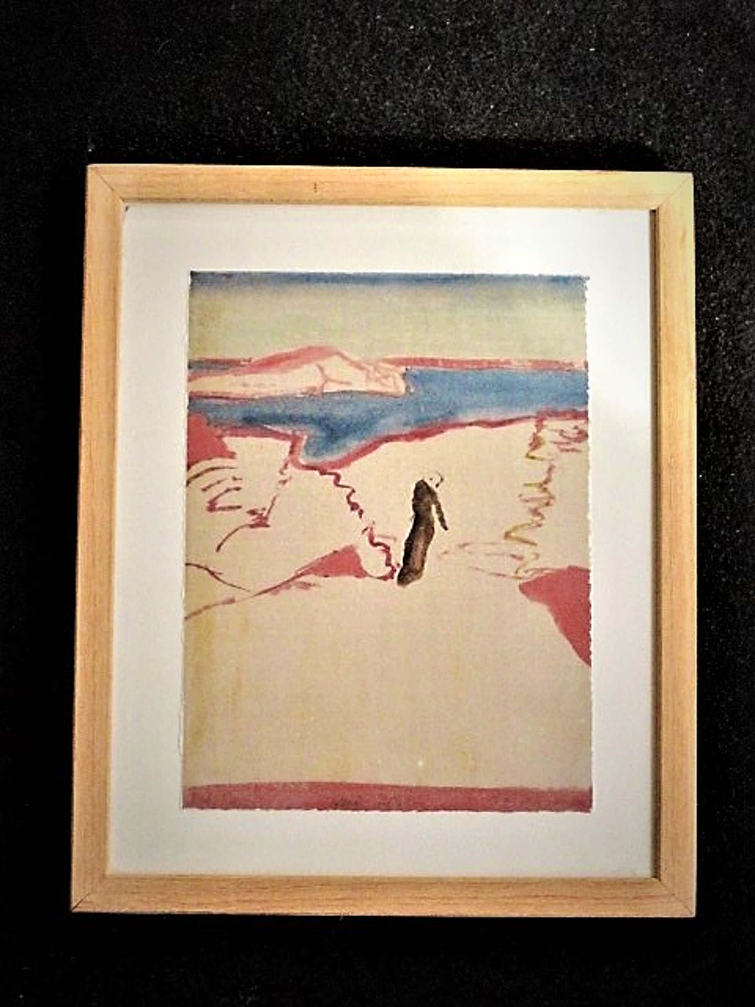 """Jasper Krabbe - """"voor Kabul Velthoen"""" - zeer kleine oplage (1/15) - gesigneerd kopen? Bied vanaf 220!"""