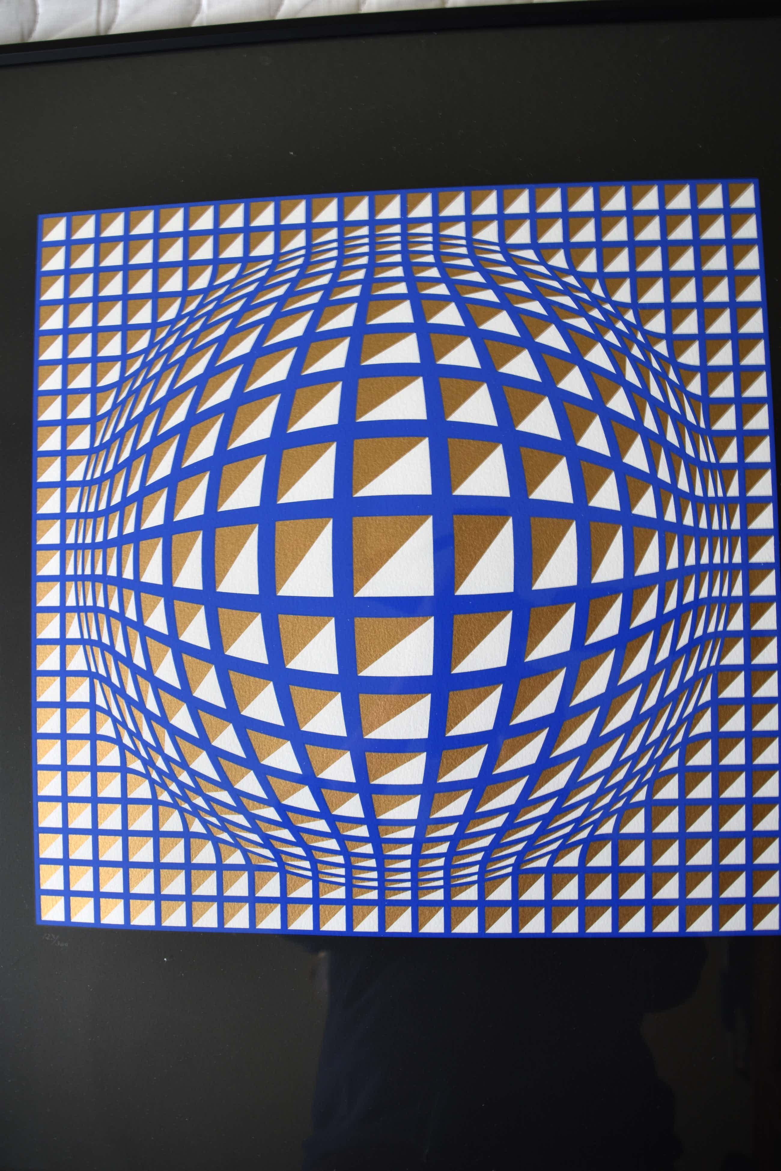 Victor Vasarely - Ball, Louisiana kopen? Bied vanaf 620!