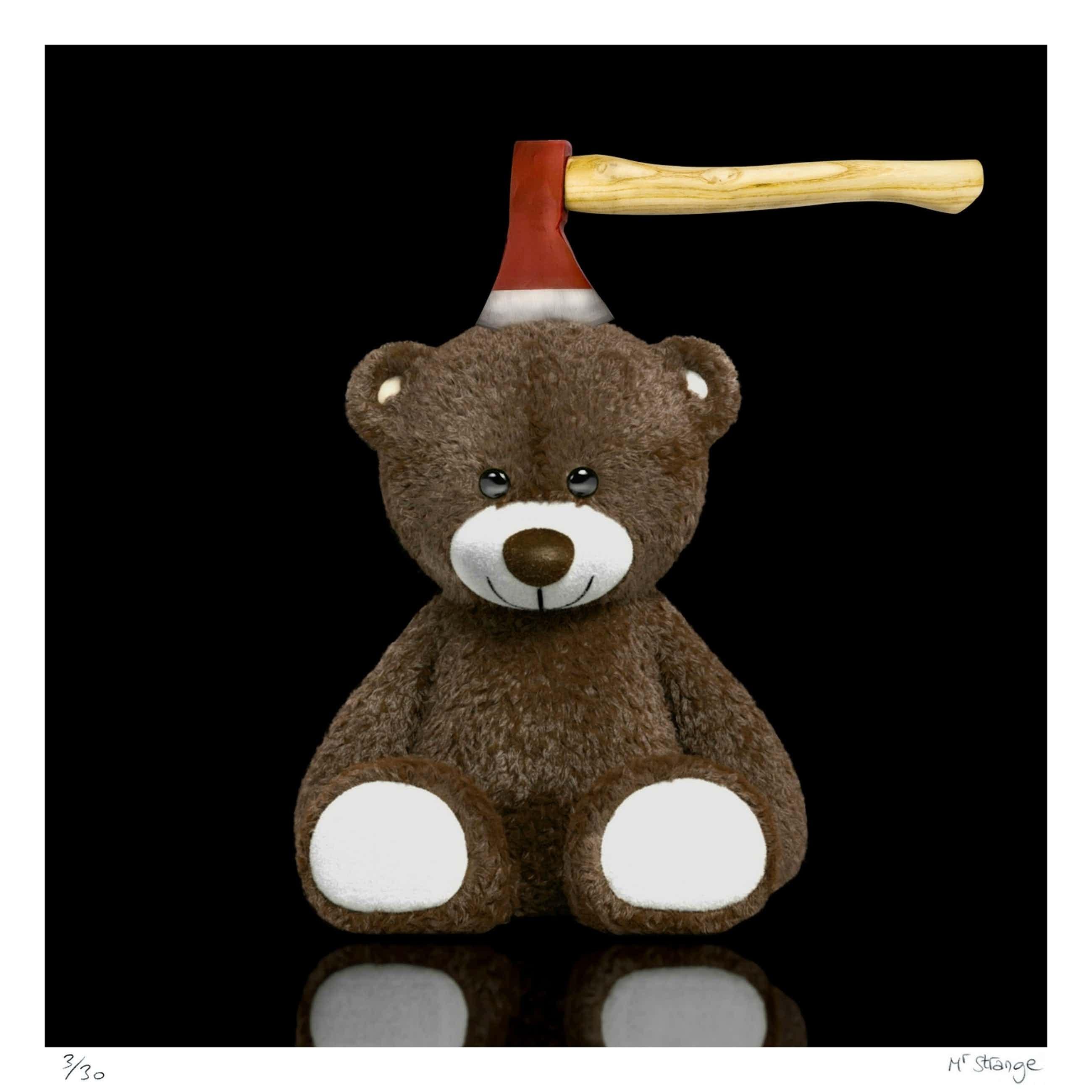 Mr. Strange - Teddy Adventures III kopen? Bied vanaf 50!