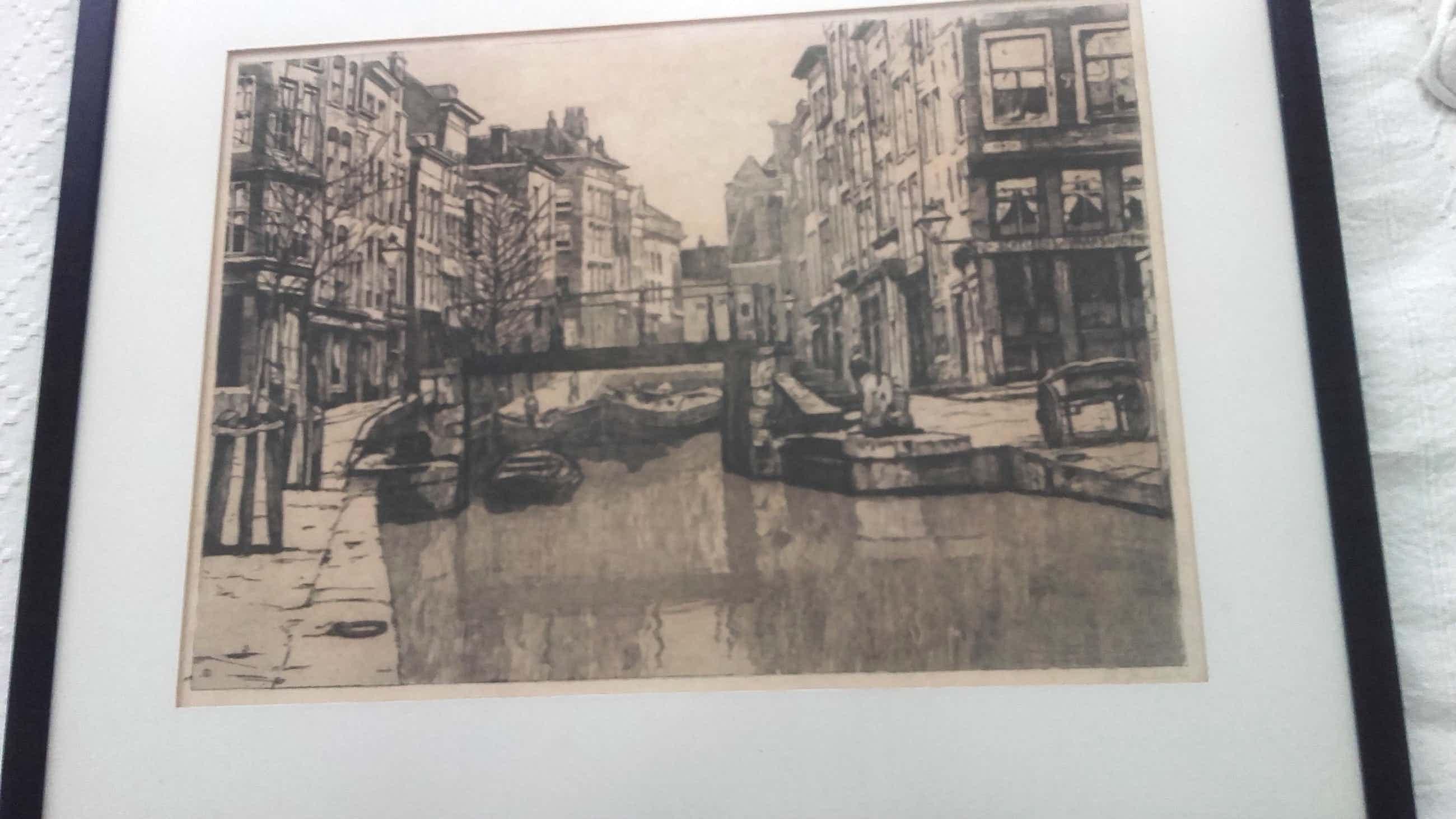 Jan Sirks - Rotterdam vóór 1940 kopen? Bied vanaf 35!