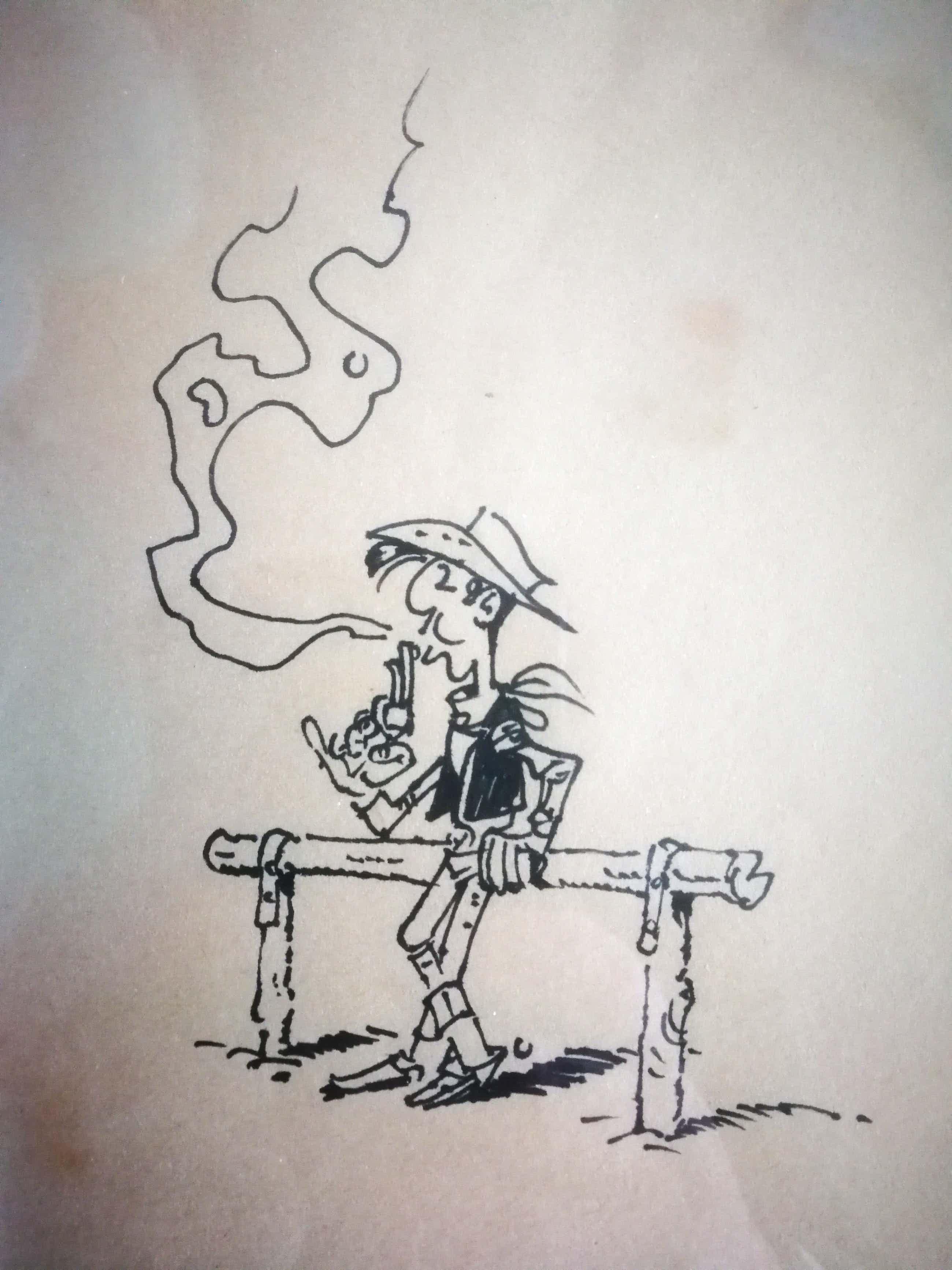 Morris - Lucky Luke kopen? Bied vanaf 299!
