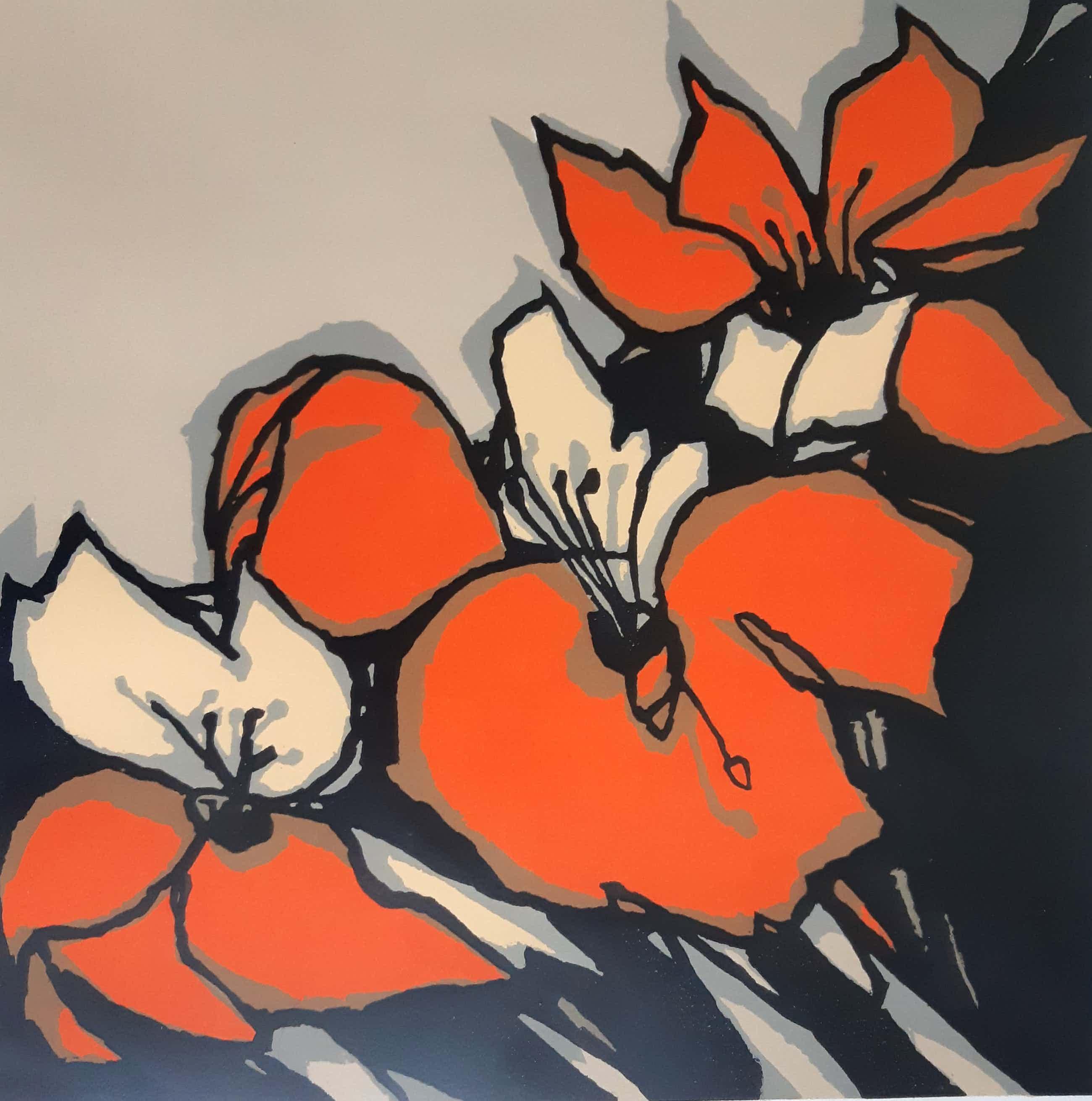 Fon Klement - Les Fleurs Rouges kopen? Bied vanaf 160!