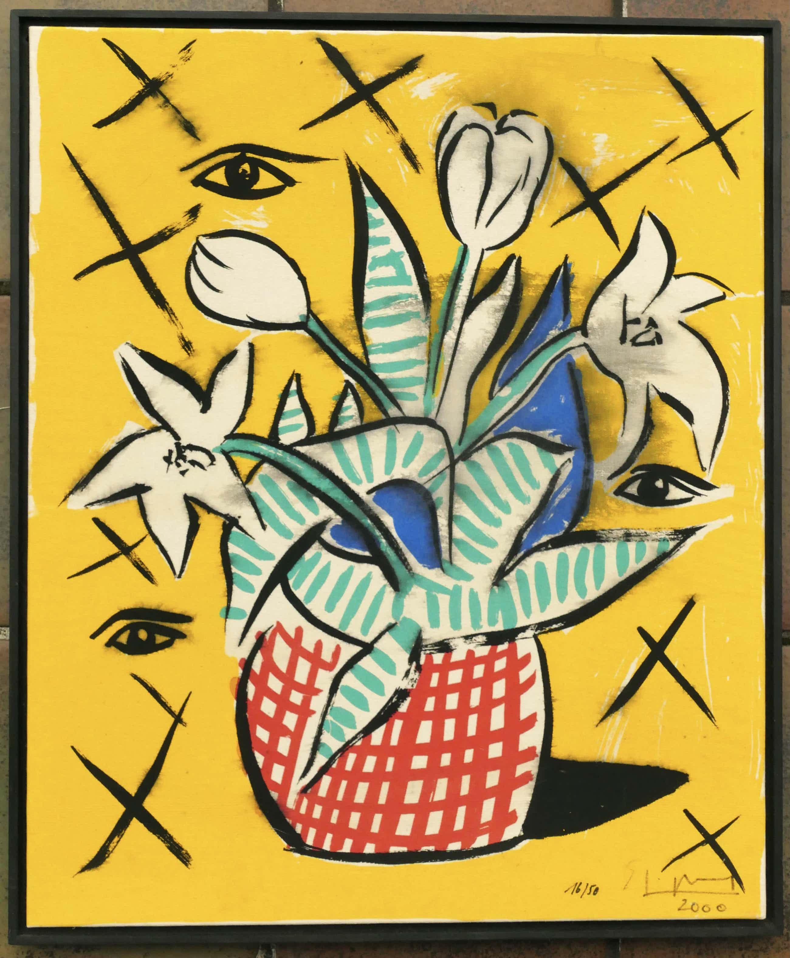 Stefan Szczesny - Flower Day Dream kopen? Bied vanaf 275!