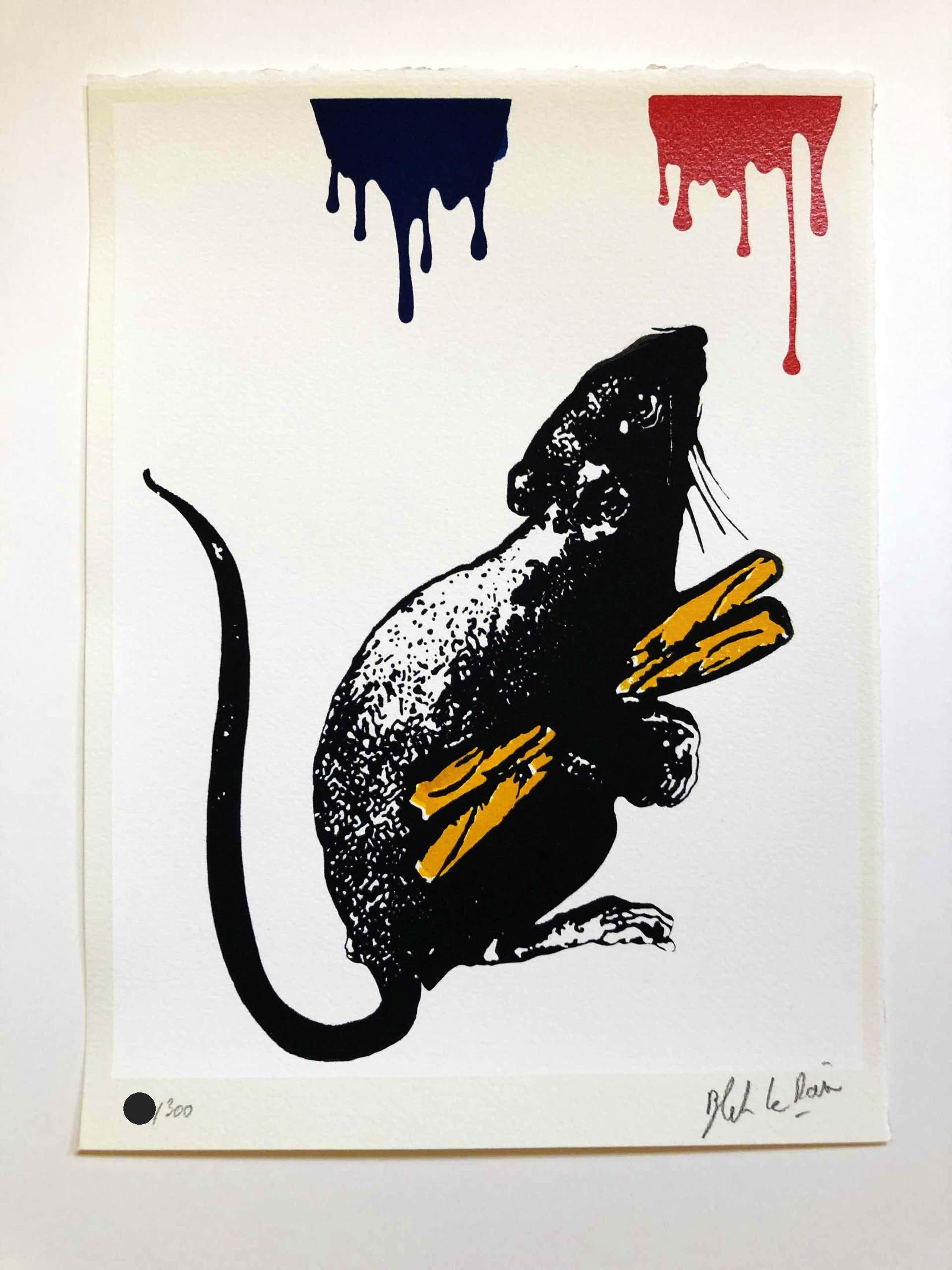 Blek Le Rat - Rat no. 5 kopen? Bied vanaf 1100!