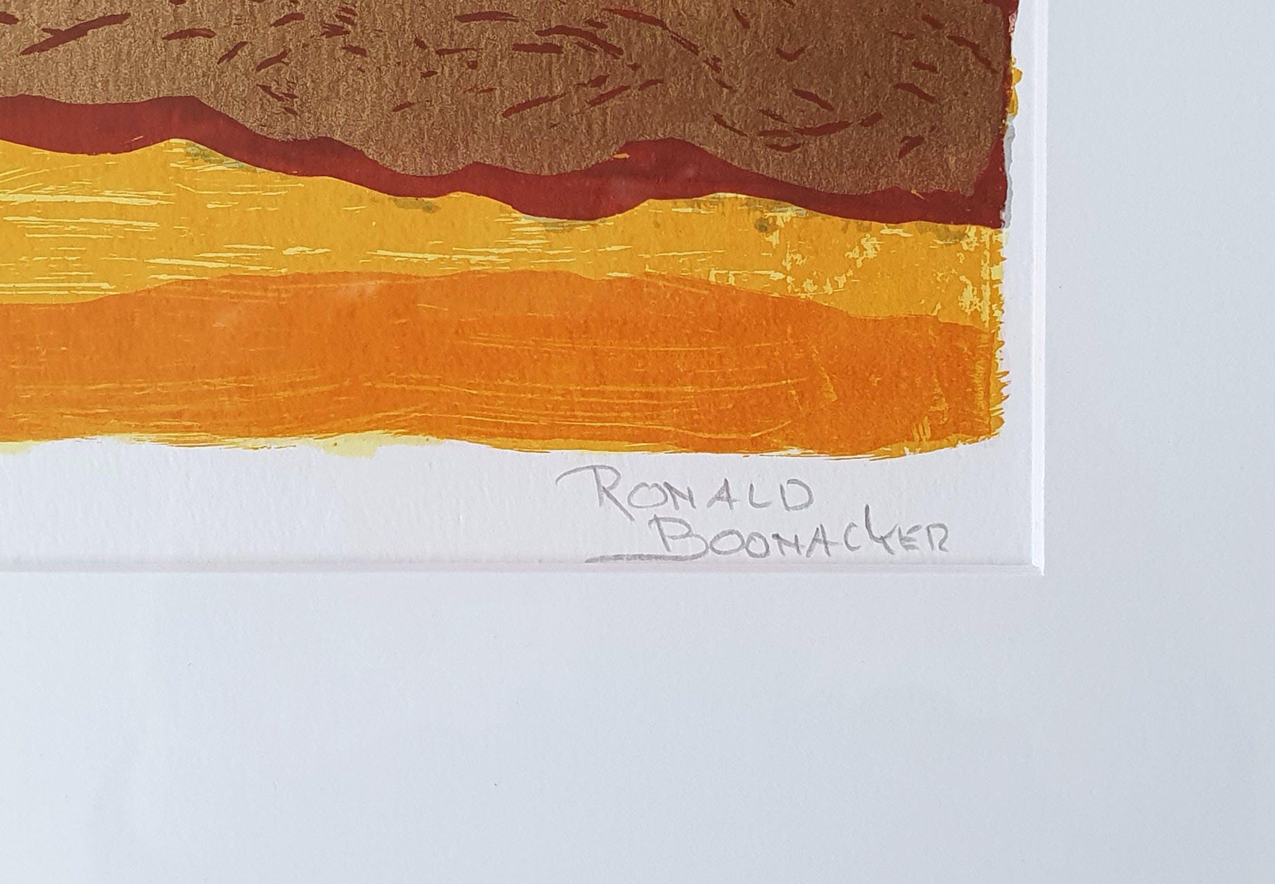 Ronald Boonacker - Toscana I - (Nieuwe lijst) kopen? Bied vanaf 95!