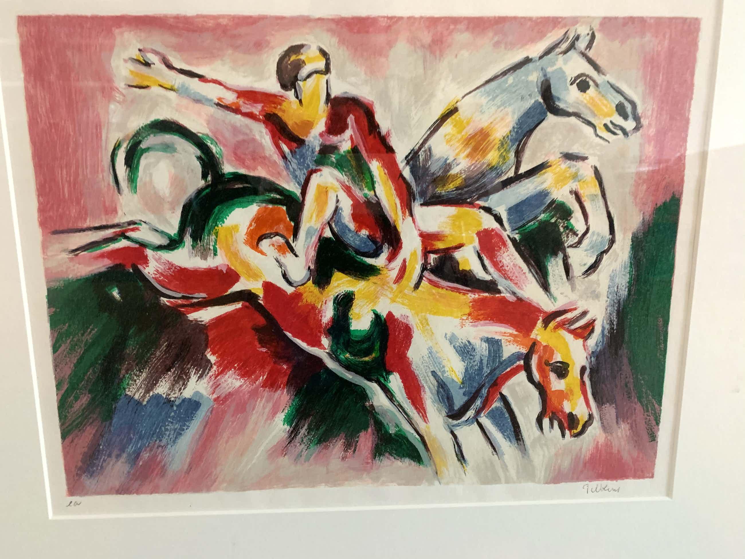 Paule Nolens - Horse Riding (paarden) kopen? Bied vanaf 175!