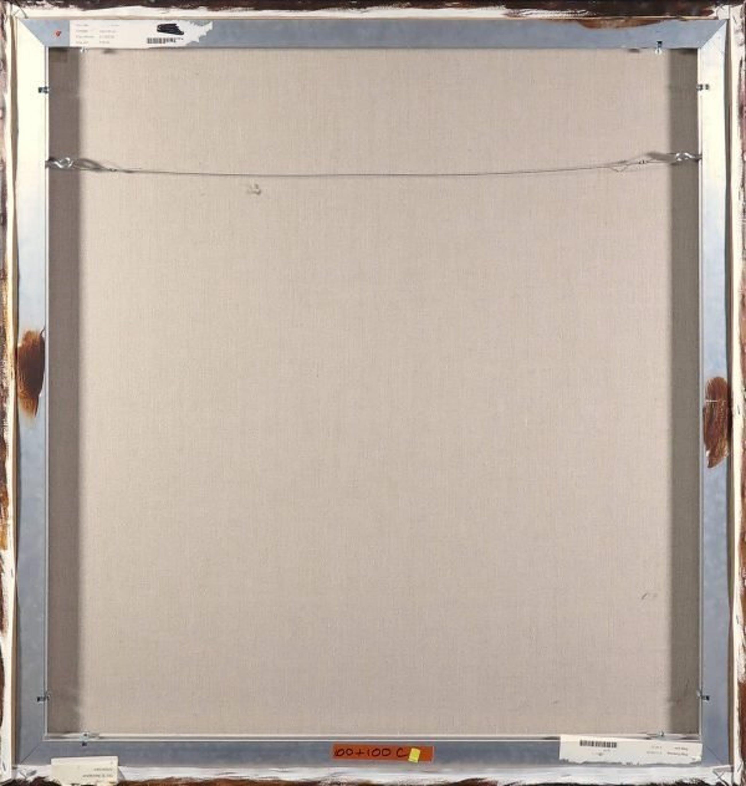Ronald Boonacker - Acryl op doek   Boom   Groot 100 x 100 kopen? Bied vanaf 265!