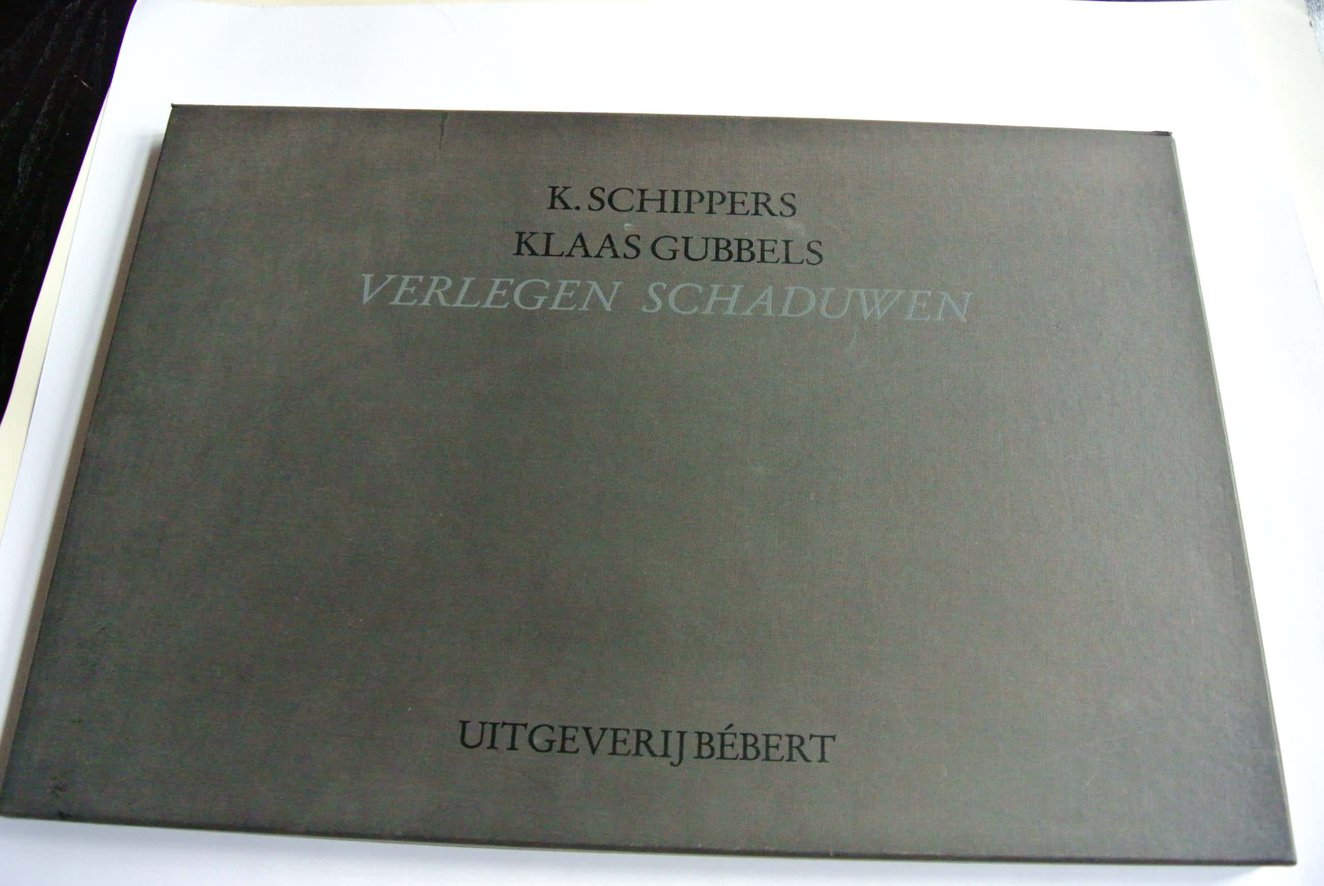 Klaas Gubbels - Verlegen schaduwen (compleet kopen? Bied vanaf 825!