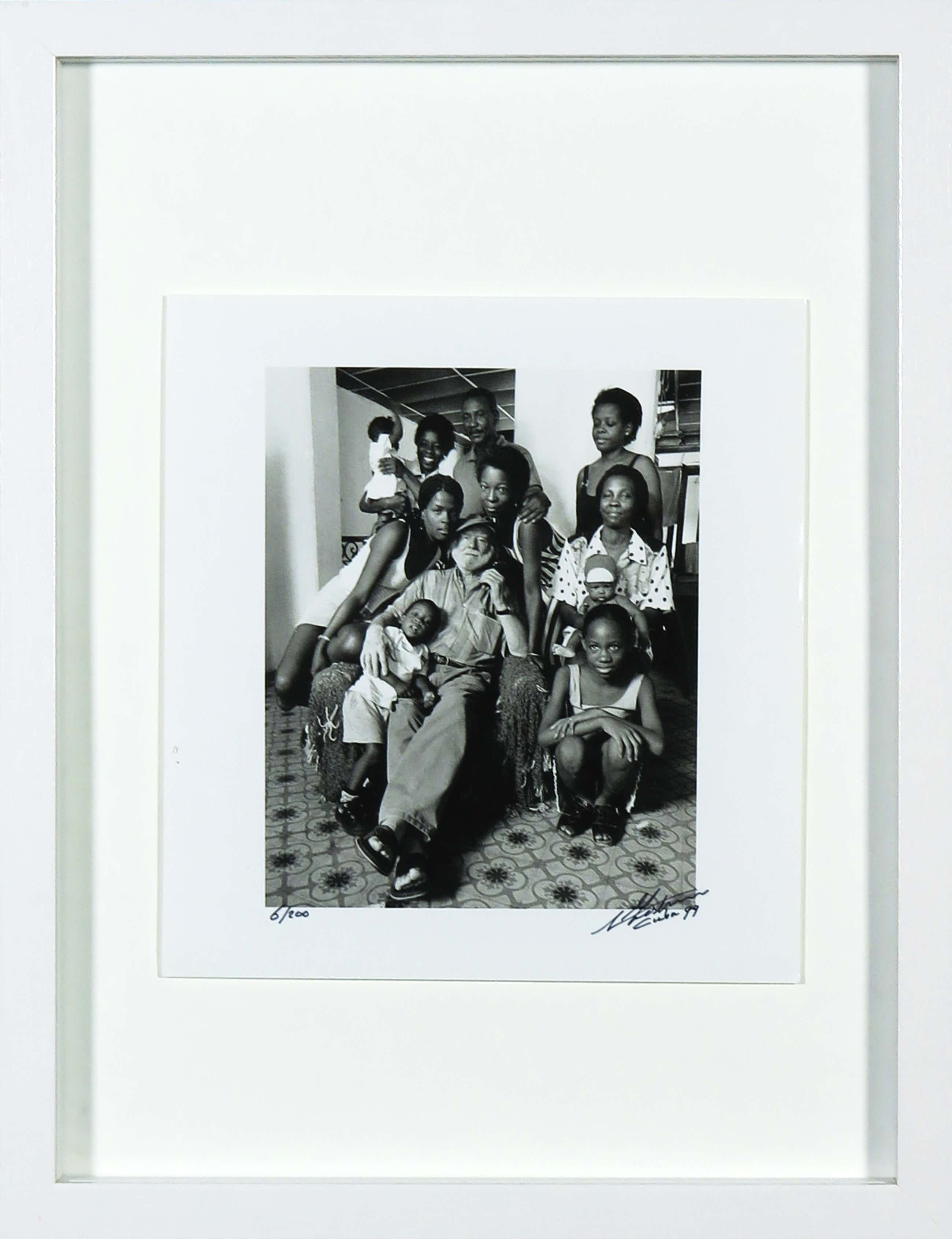 Nico Koster - Foto uit de serie Corneille in Cuba, 1999 kopen? Bied vanaf 40!