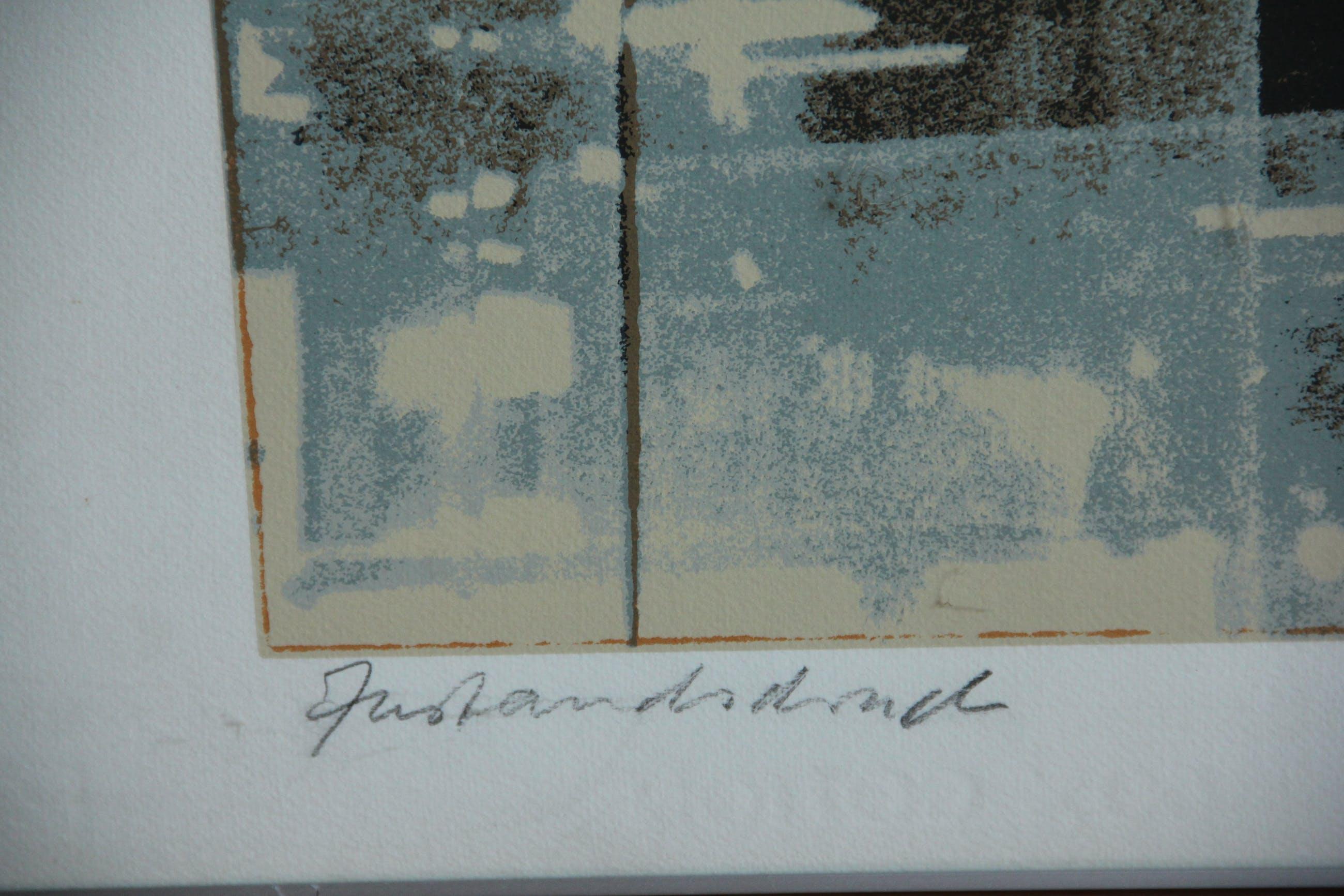 Gerd Winner - Fenster aus: Tokyo-Projekt, 1980/1981 (Zustandsdruck) kopen? Bied vanaf 250!