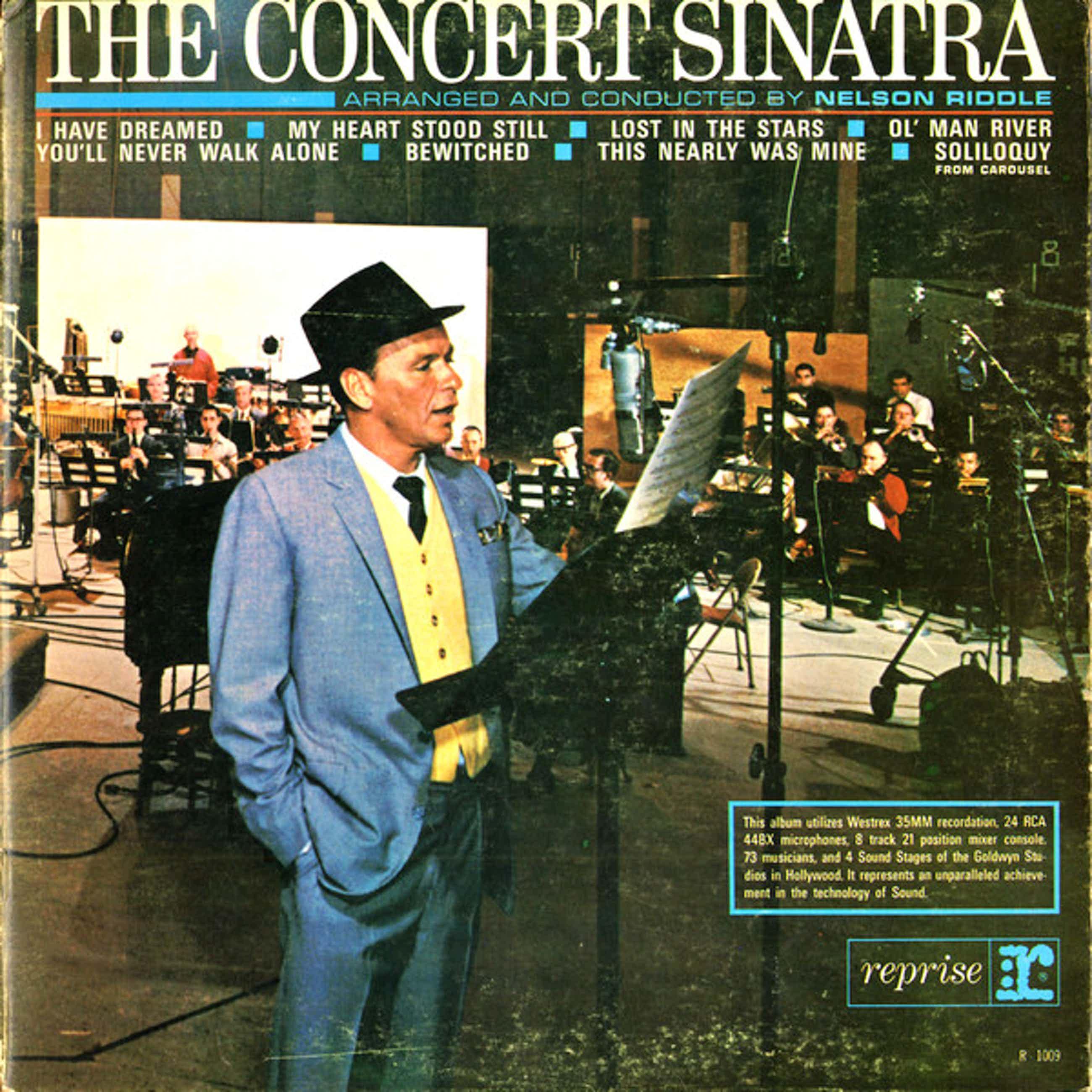 Frank Sinatra - The Concert Sinatra kopen? Bied vanaf 1!